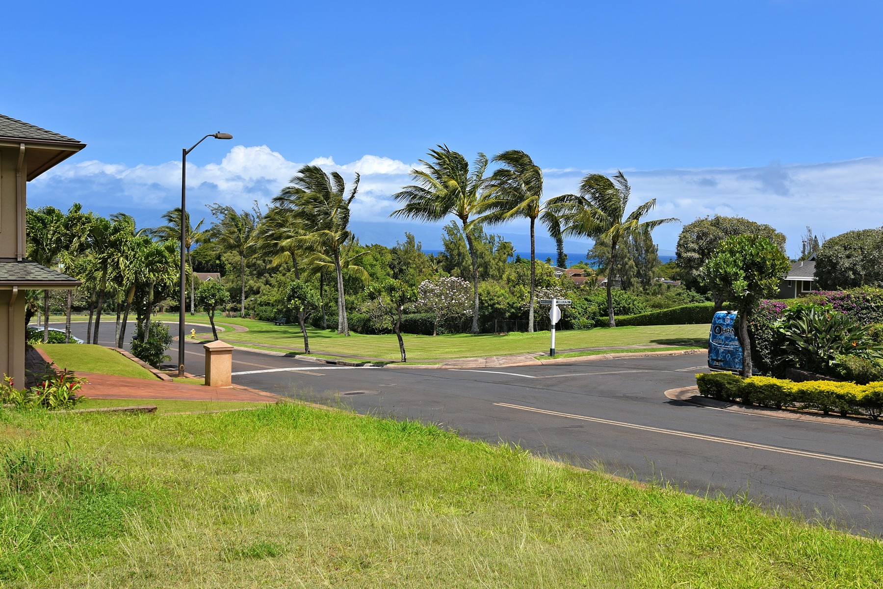Land for Active at Ocean, Mountain and the Island of Molokai Views await you! 225 Kahana Ridge Dr. Kahana, Hawaii 96761 United States