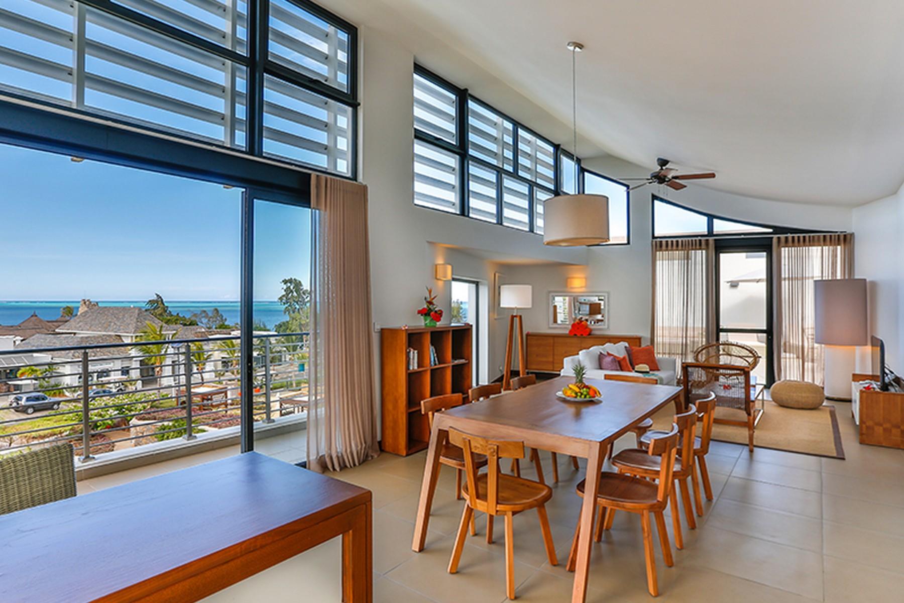 Apartments por un Venta en Horizon Penthouse, Azuri Roches Noires, Riviere Du Rempart Mauricio