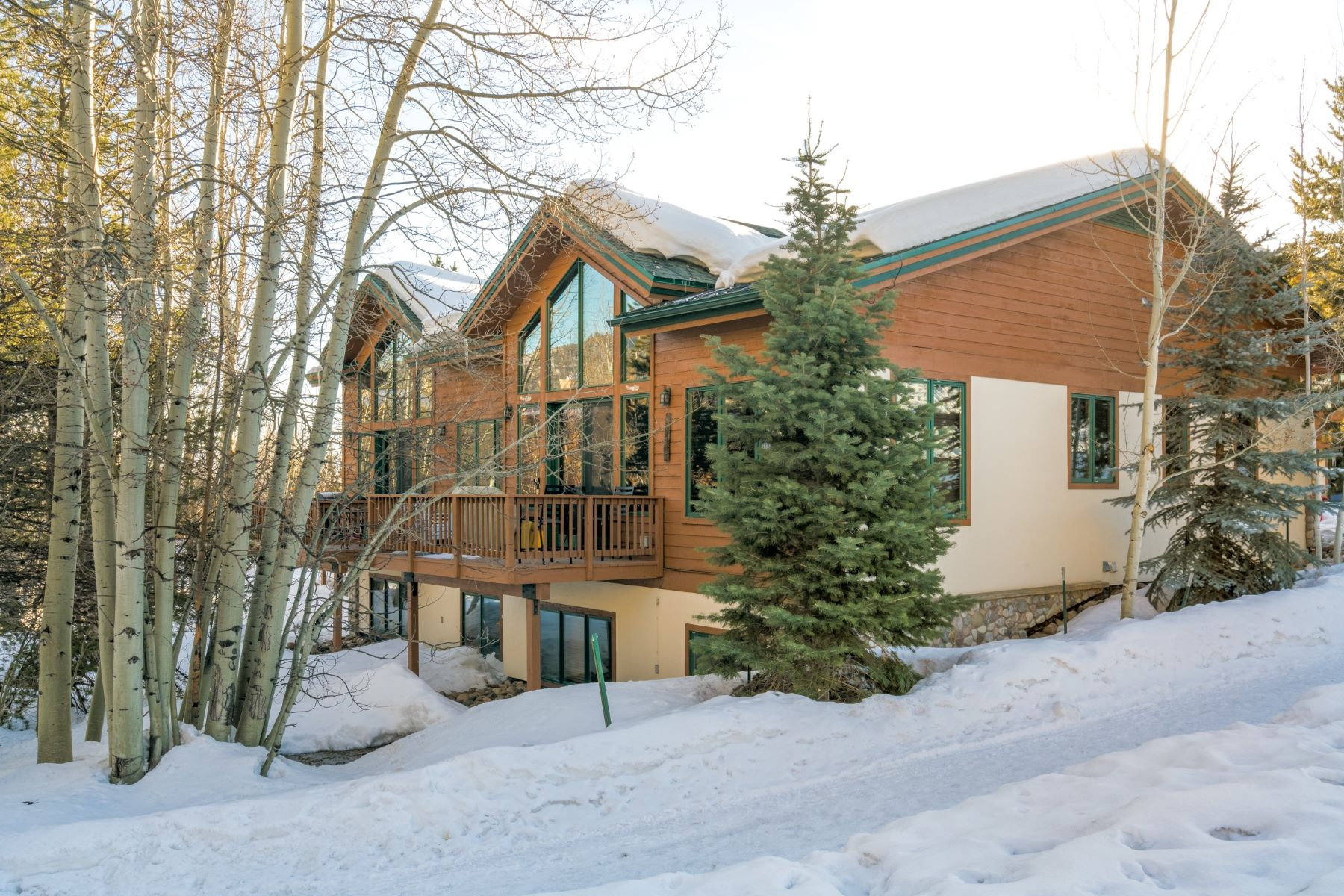 Additional photo for property listing at Evergreen Lane 2516 Evergreen Lane #1 Steamboat Springs, Colorado 80487 United States