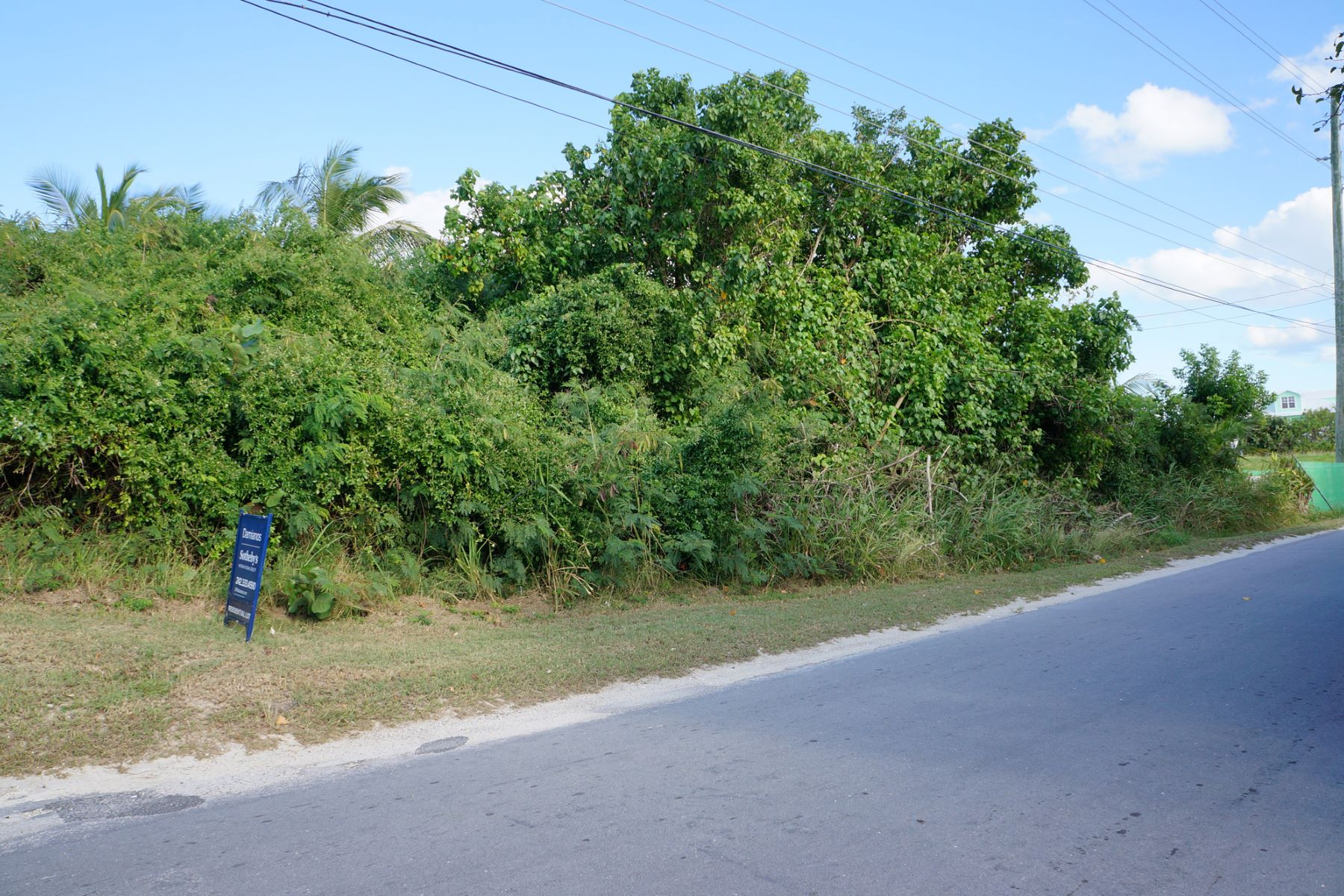 Land for Sale at 19th Street and South Road Vacant Lot Spanish Wells, Eleuthera Bahamas
