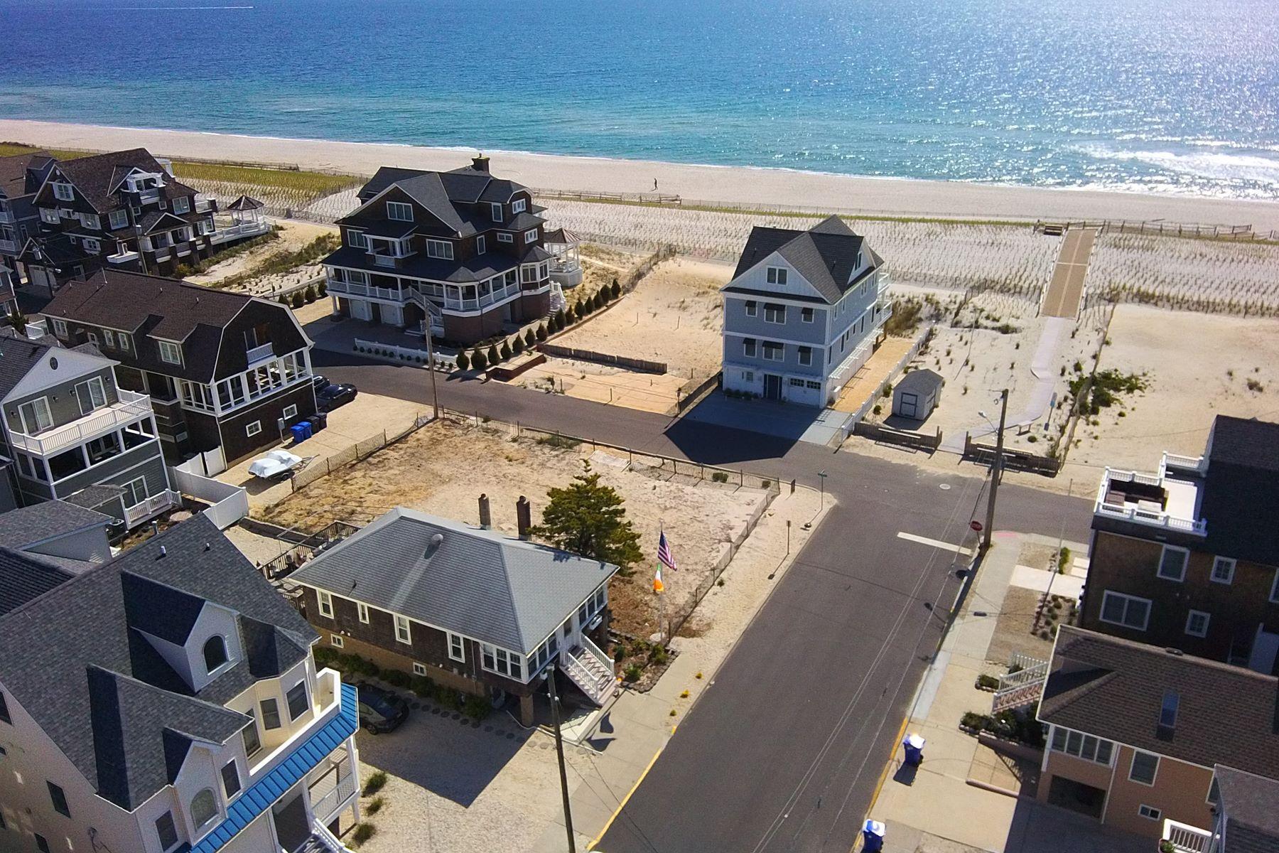 Property 为 销售 在 Residential Lot Located Across From The Ocean 3665 Ocean Terrace, 诺曼底海滩, 新泽西州 08739 美国