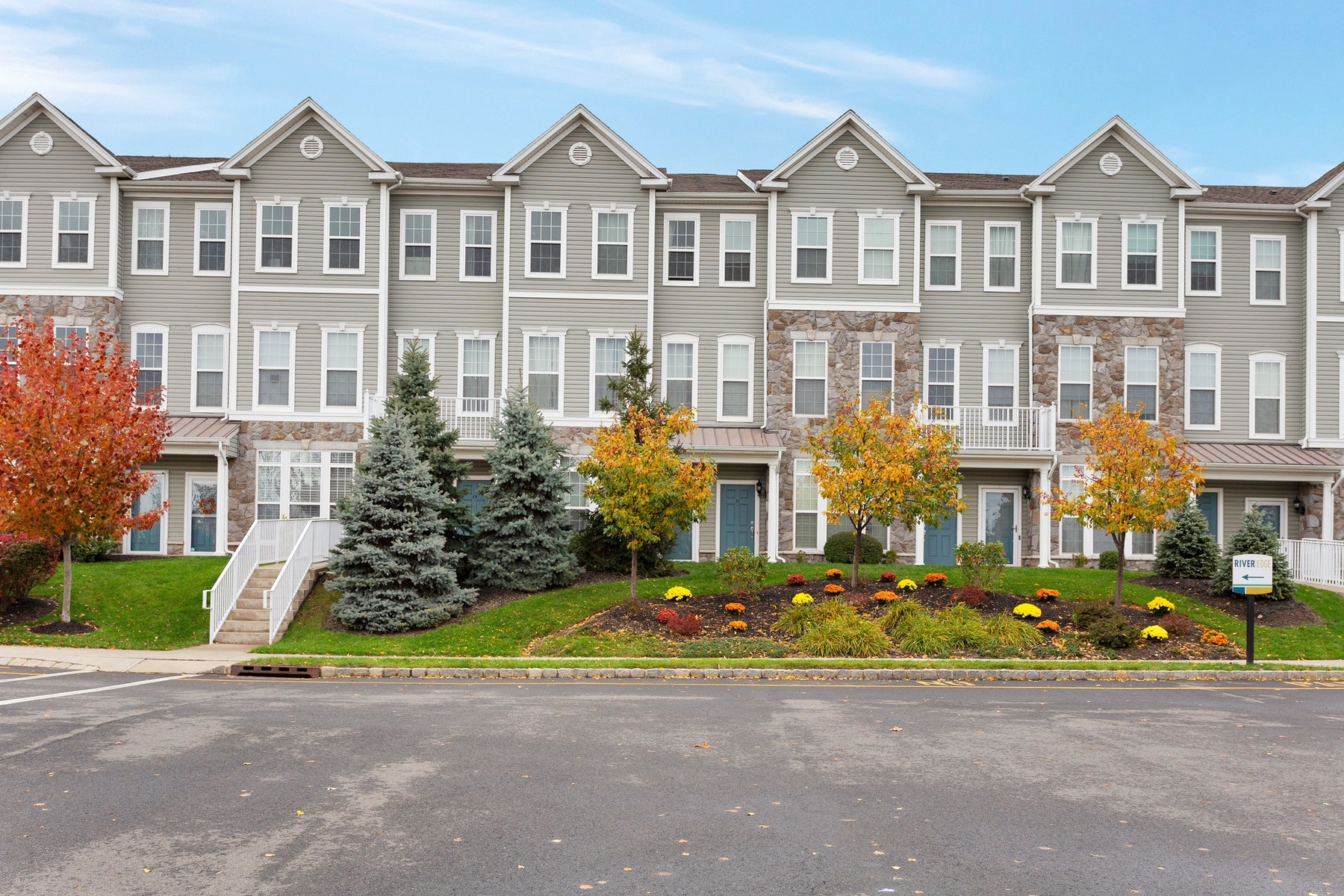 Condominium for Sale at Spacious Townhome 19 Aster Lane, Garfield, New Jersey 07026 United States