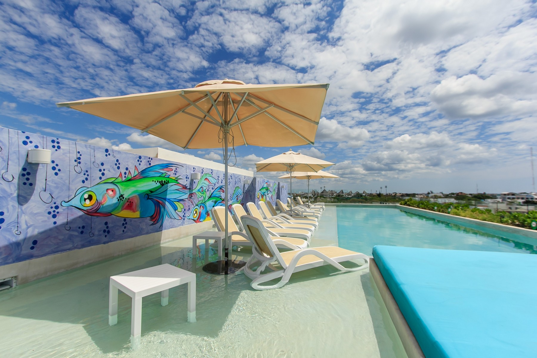 Apartment for Sale at CHARMING ONE BEDROOM CONDO IN DOWNTOWN Charming one bedroom condo in downtown Ave. 20 entre calle 14 bis y 16 Playa Del Carmen, Quintana Roo 77710 Mexico