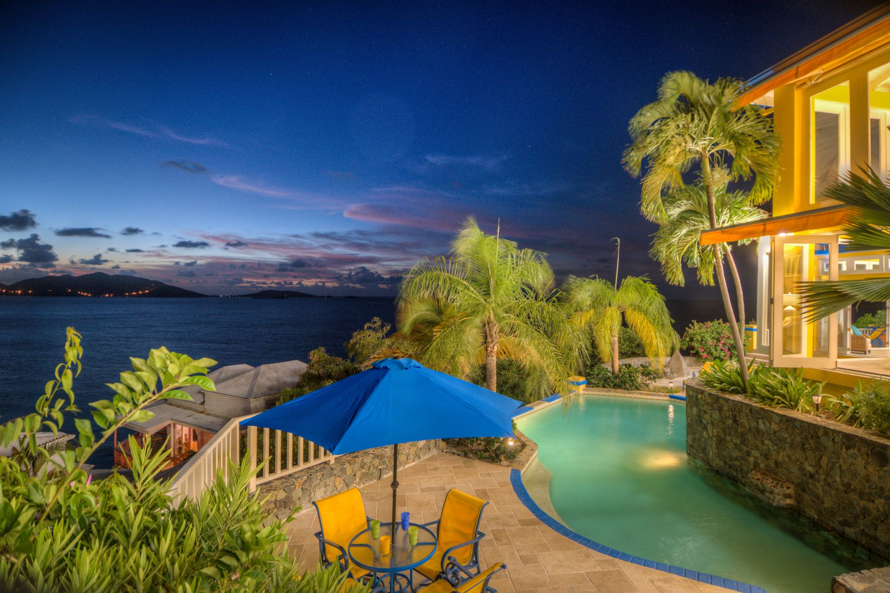 Additional photo for property listing at Jasmine Villa Long Bay, Tortola Islas Vírgenes Británicas