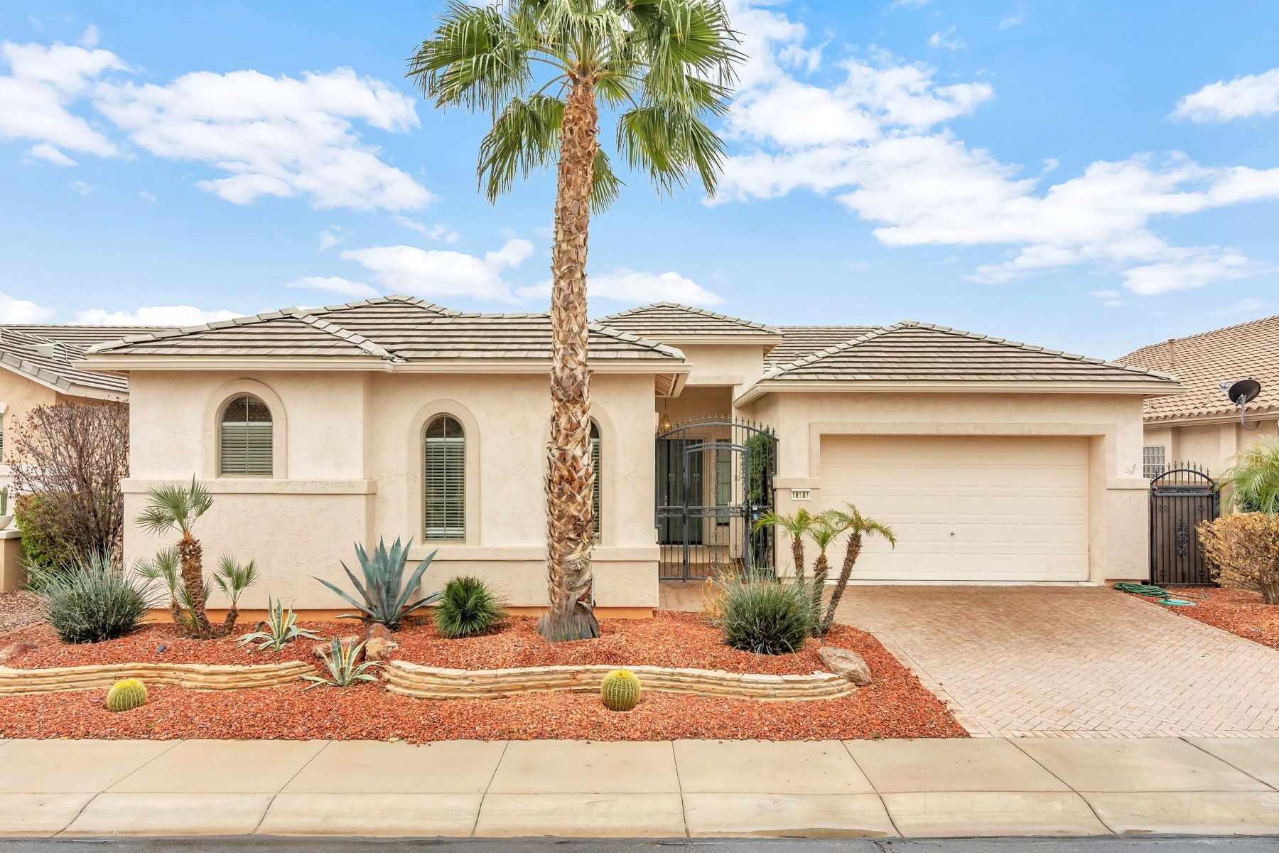 Single Family Homes for Sale at Arizona Traditions 18187 W STINSON DR Surprise, Arizona 85374 United States