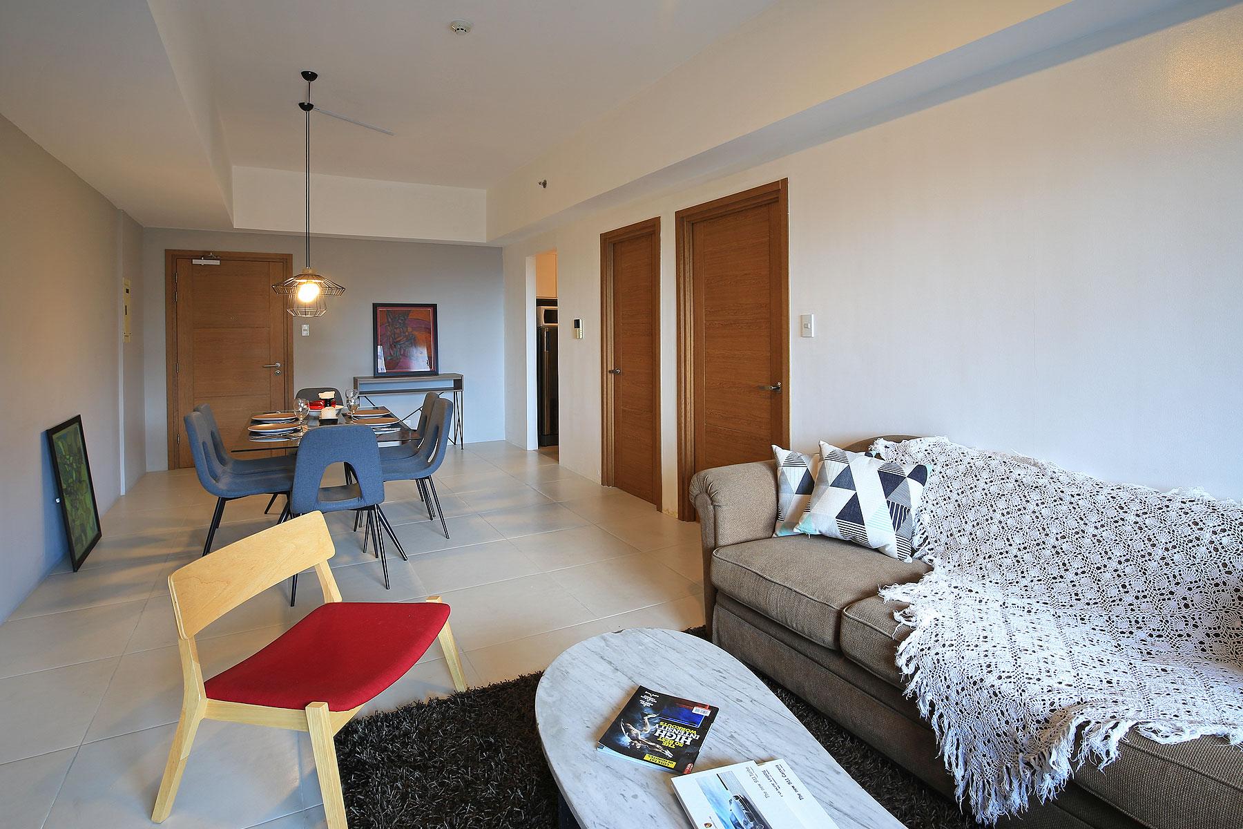 Condominium for Rent at Spacious One Bedroom in BGC Taguig, Luzon 1634 Philippines