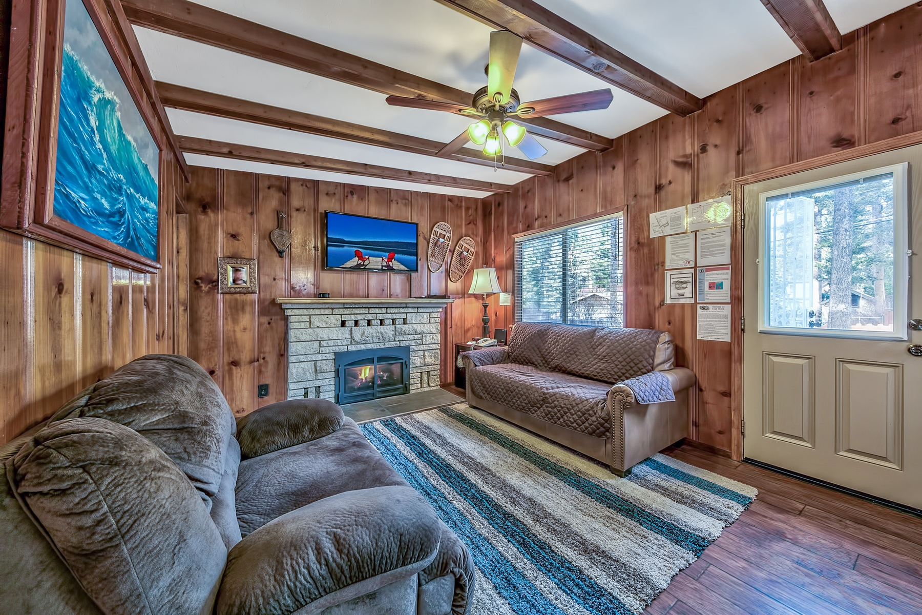 Single Family Home for Active at 1048 Glen Road, South Lake Tahoe, CA 96150 1048 Glen Road South Lake Tahoe, California 96150 United States