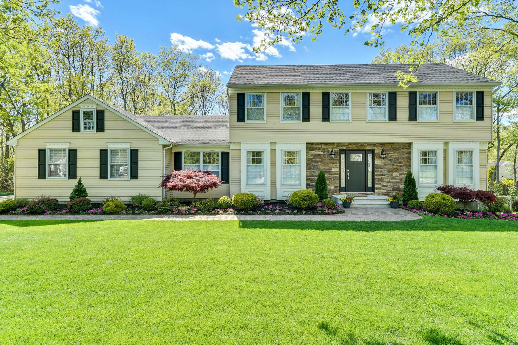 Single Family Home for Sale at Updated Colonial in South Wall 2531 Chalet Dr Wall, New Jersey, 08736 United States