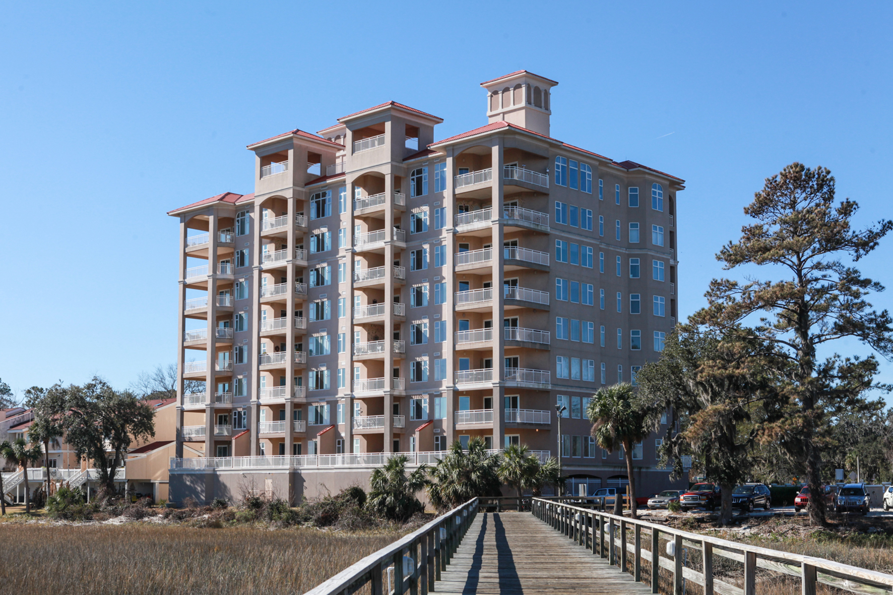 Condominium for Sale at 8001 US Highway 80 E. #501 8001 Old Tybee Road #501 Savannah, Georgia 31410 United States