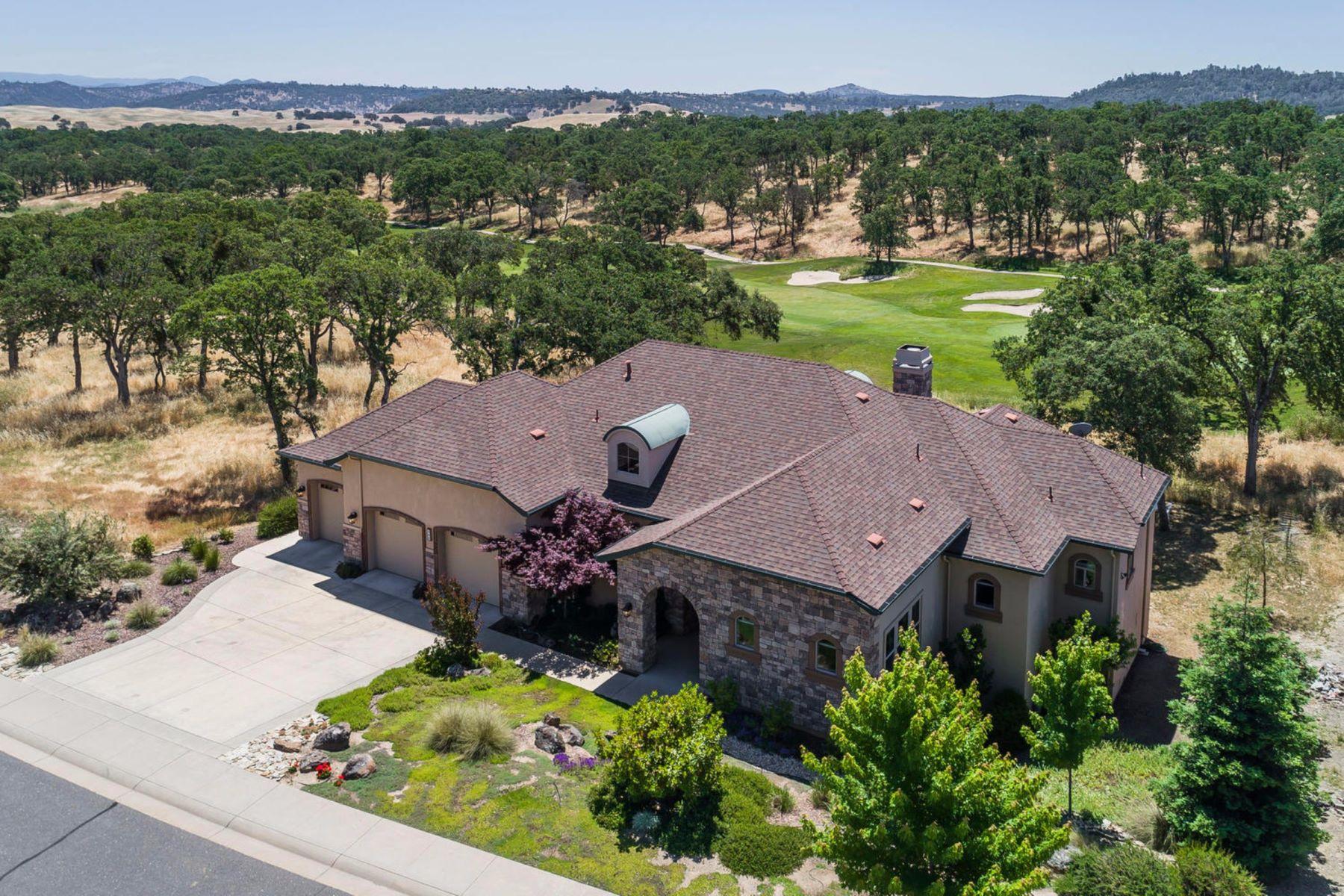 Частный односемейный дом для того Продажа на 409 Knolls Drive Copperopolis, Калифорния 95228 Соединенные Штаты