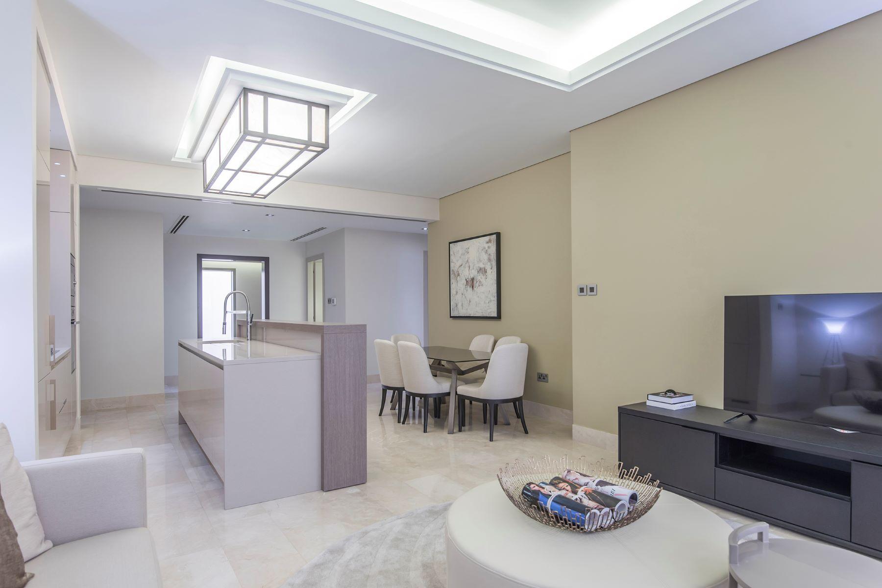 Квартира для того Продажа на Brand New Three Bedroom With Sea Views Palm Jumeirah The 8, Dubai, 00000 Объединенные Арабские Эмираты