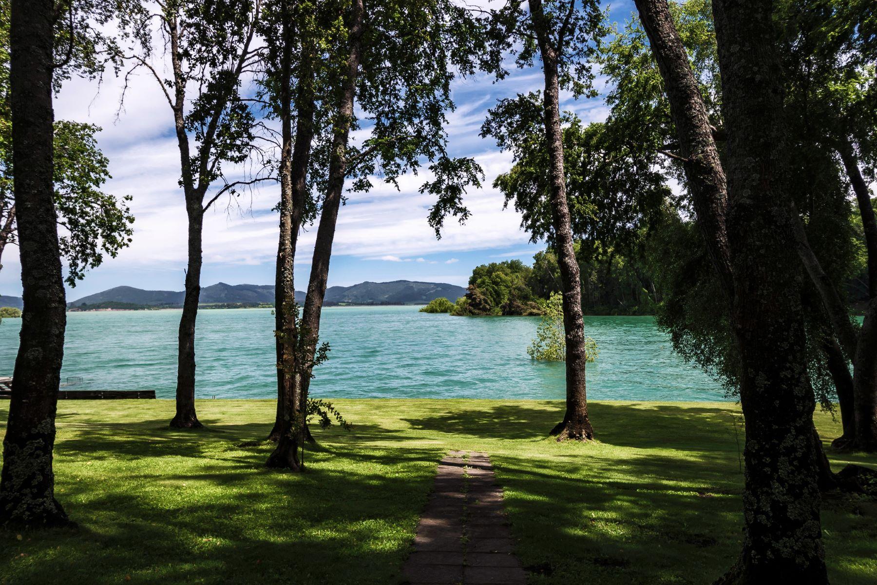 独户住宅 为 销售 在 Wonderful House in the Edge of Colbún Lake Colbun, Linares, Maule 智利
