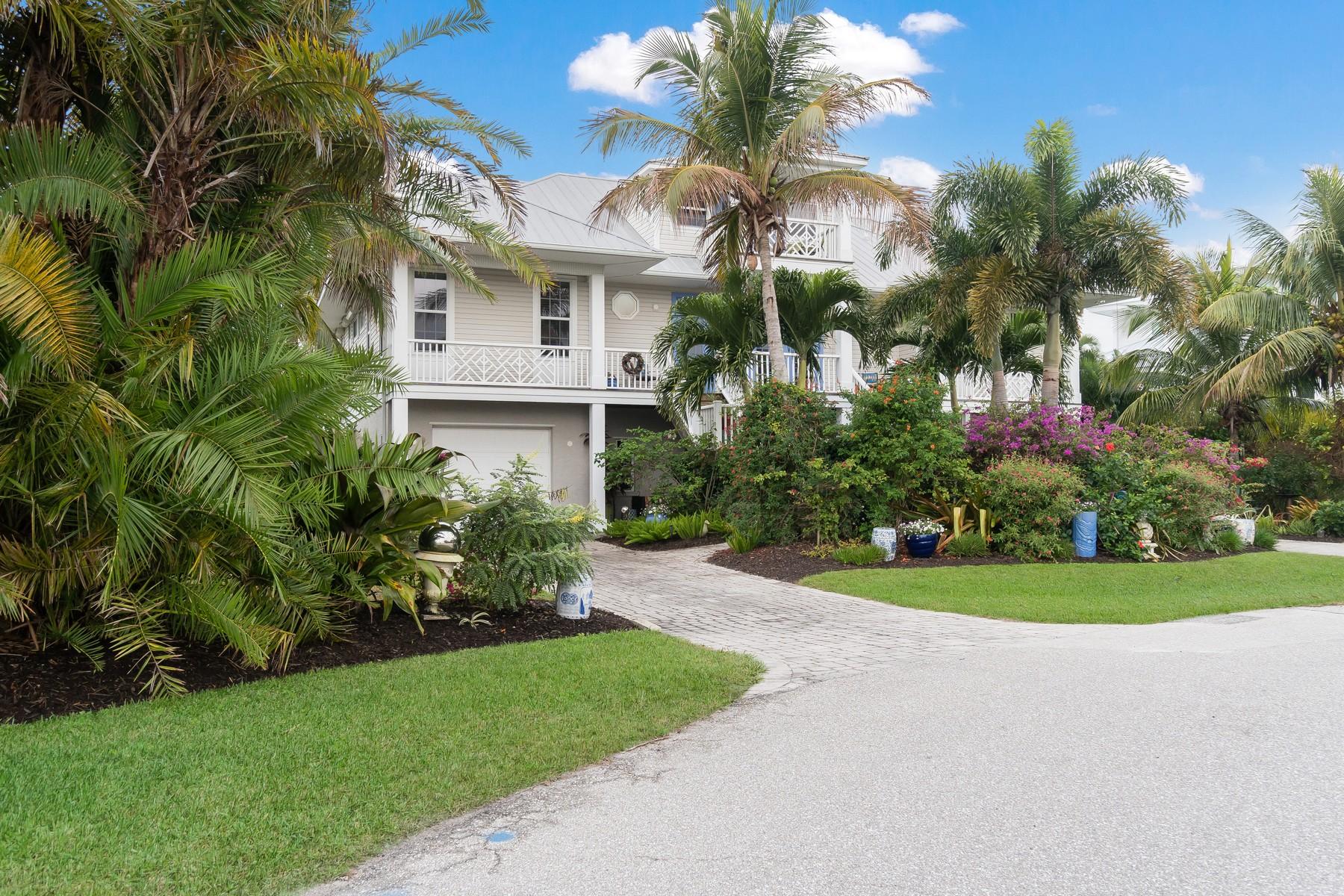 Maison unifamiliale pour l à vendre à 9891 NE Gasparilla Pass Blvd 9891 NE Gasparilla Pass Blvd., Boca Grande, Florida, 33921 États-Unis