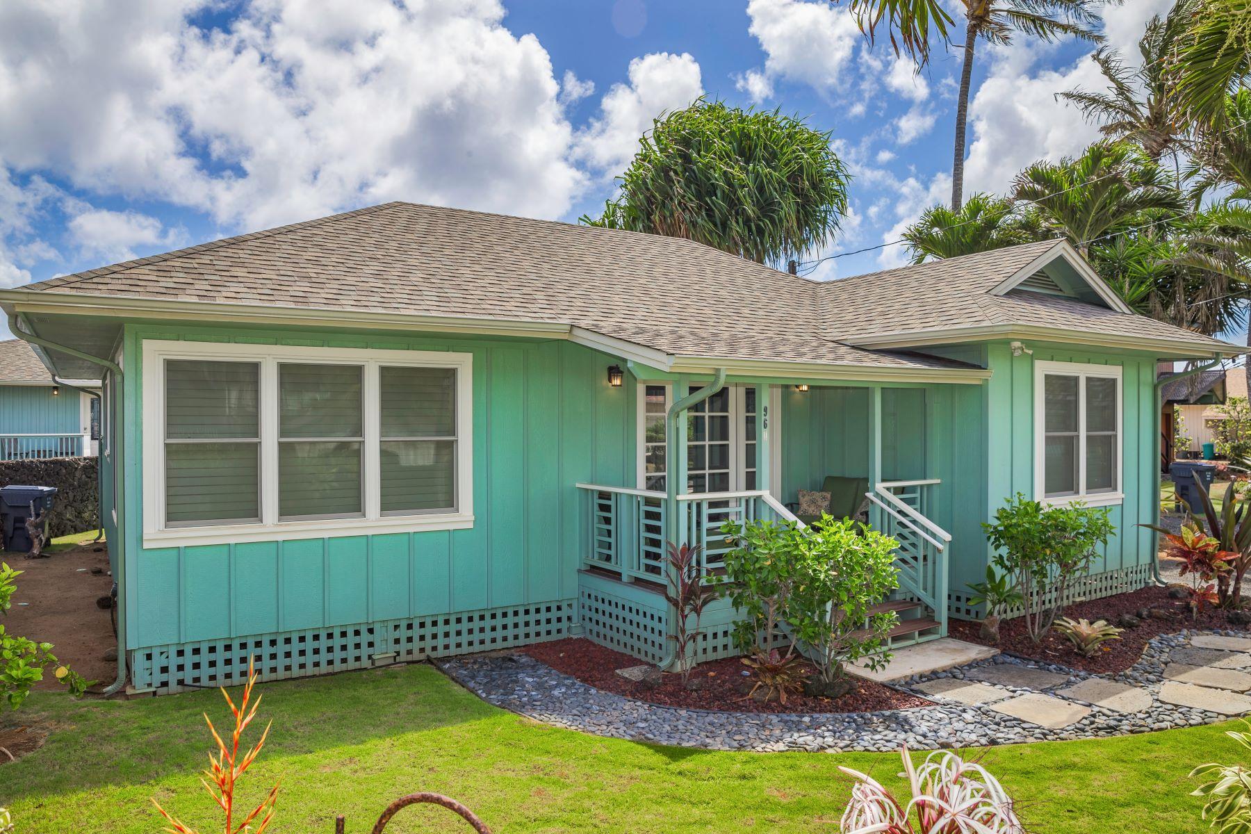 Einfamilienhaus für Verkauf beim 960 Niulani #2 960 Niulani Road #2 Kapaa, Hawaii 96746 Vereinigte Staaten