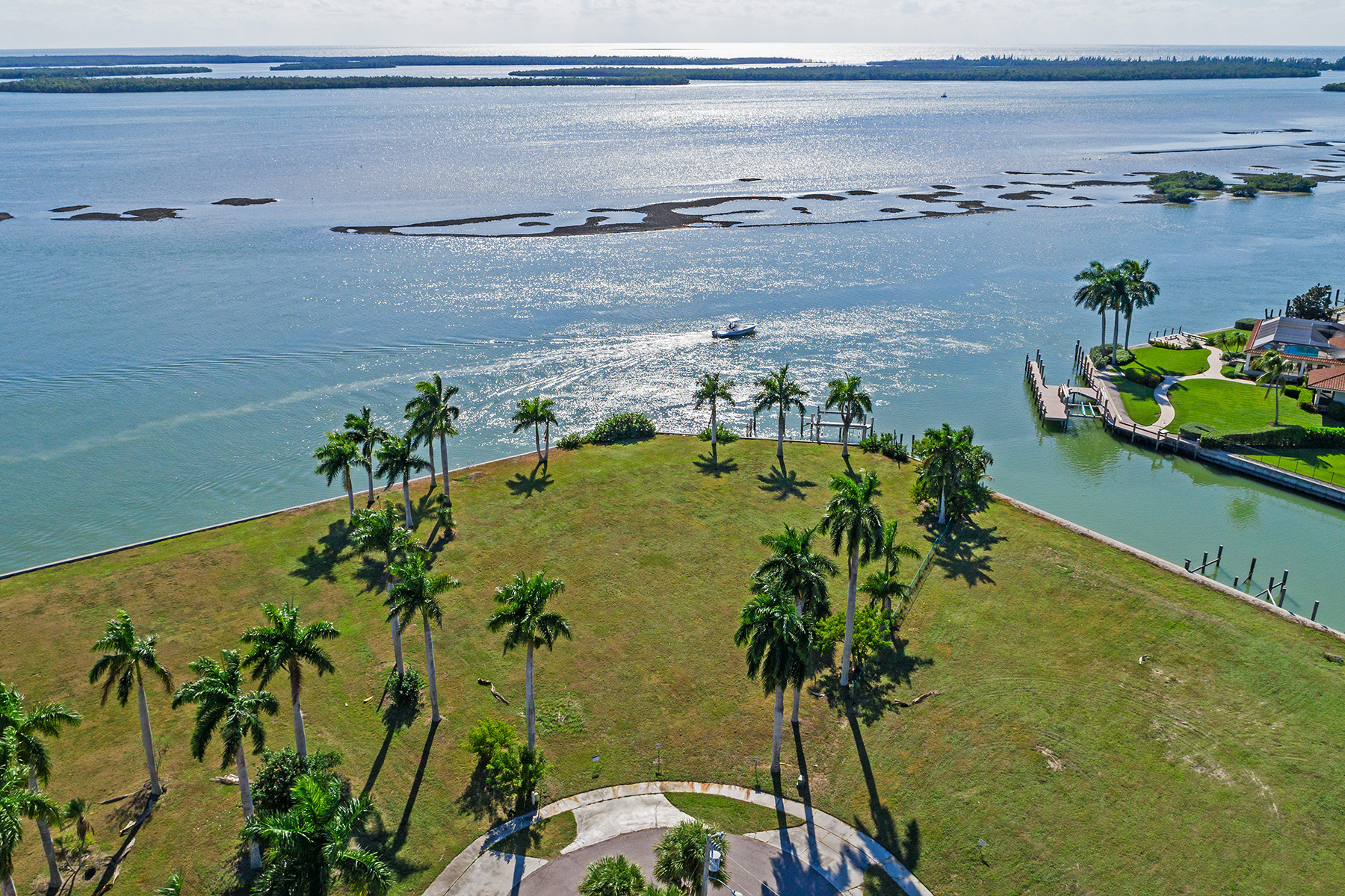 Land for Sale at MARCO ISLAND - ESTATES 990 Scott Drive Marco Island, Florida 34145 United States