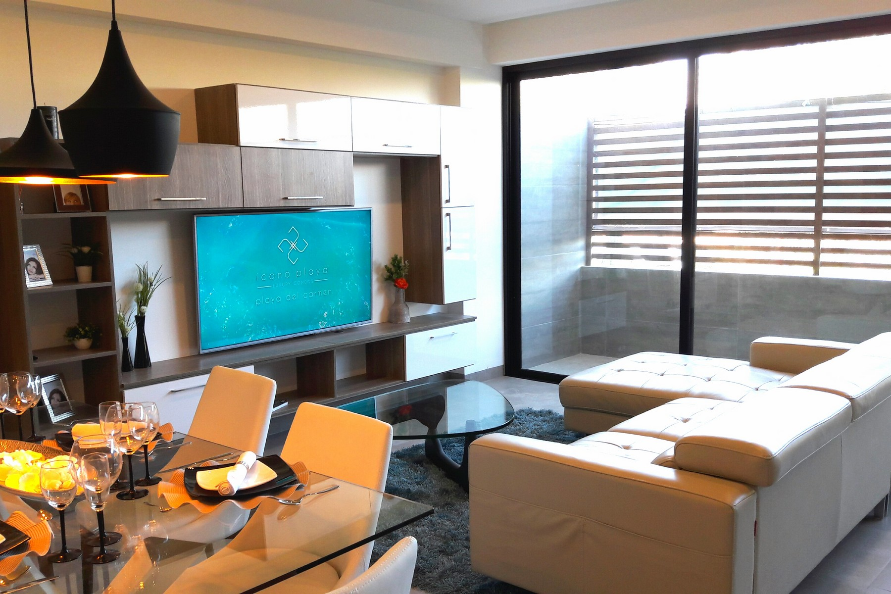 Additional photo for property listing at SPACIOUS APARTMENTS IN LUXURIOUS AND WELL LOCATED NEW BUILDING Spacious apartments in luxurious and well located new building 6th North Street Playa Del Carmen, Quintana Roo 77710 Mexico