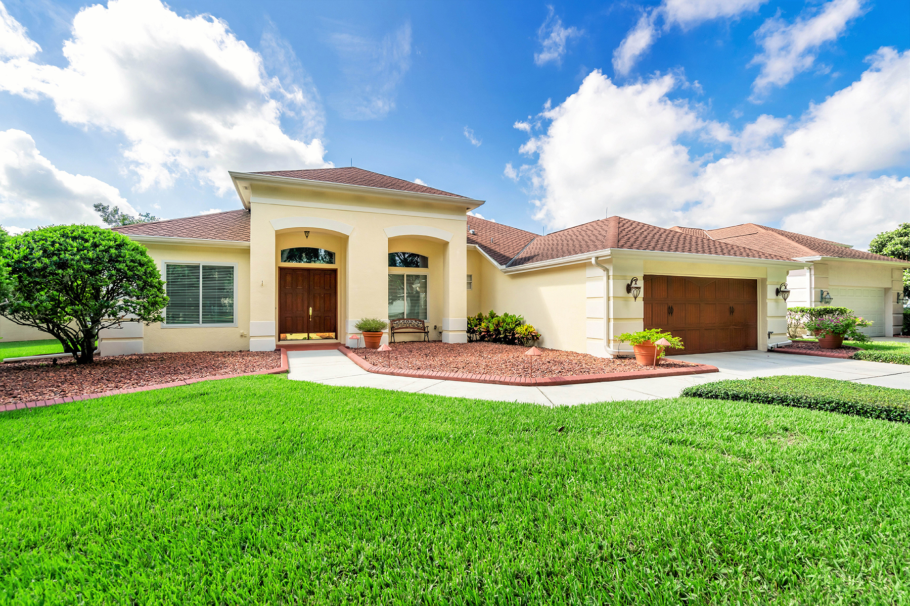 Single Family Homes for Sale at ORLANDO - LAKE MARY - HEATHROW 1367 Tadsworth Ter Lake Mary, Florida 32746 United States