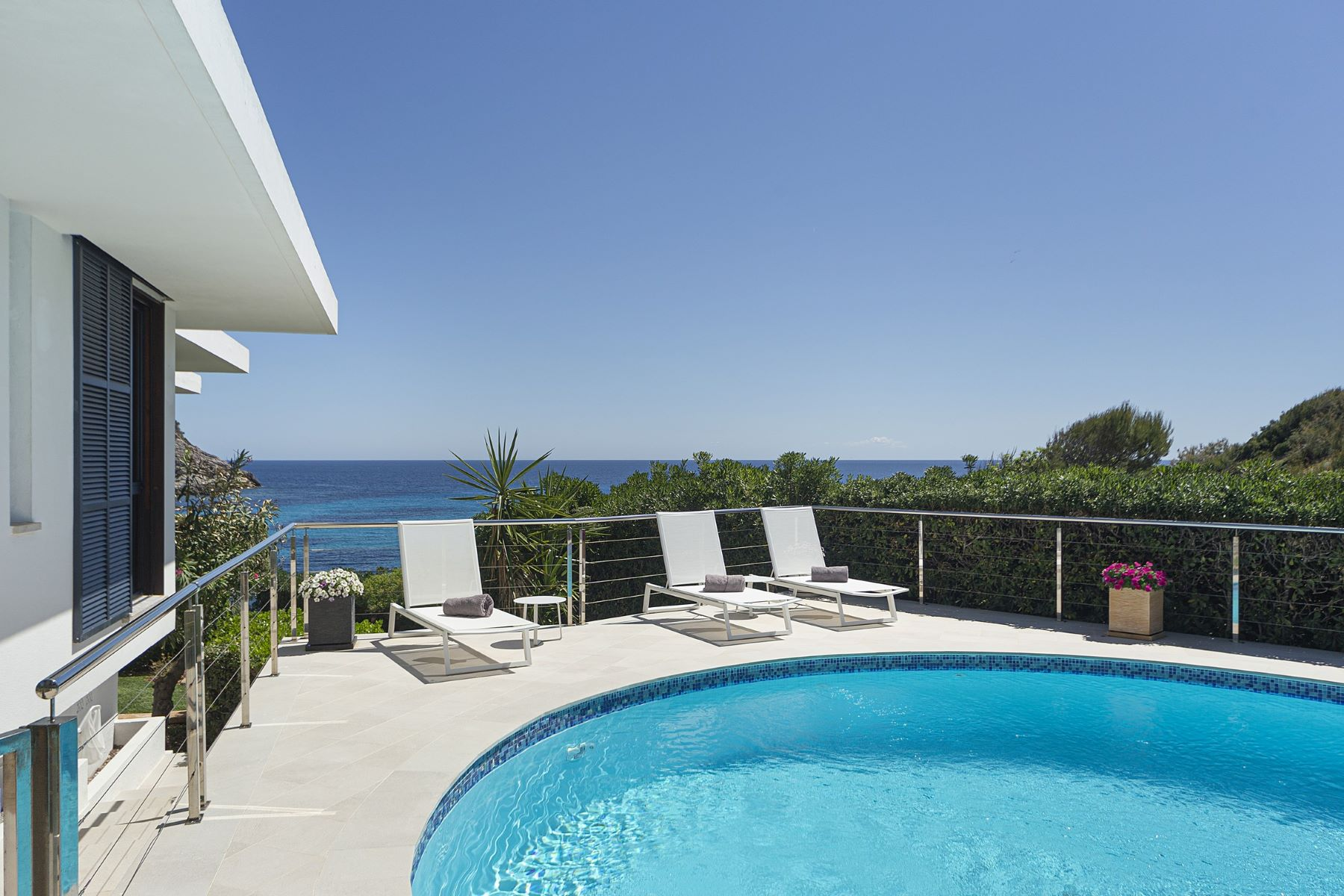Single Family Homes for Rent at Luxurious villa for rent in cala sa Font Other Balearic Islands, Balearic Islands Spain