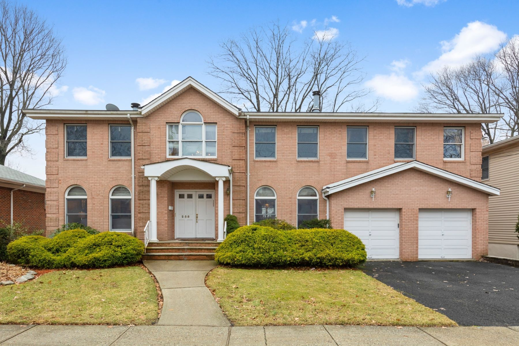 Single Family Home for Sale at Spectacular Colonial 258 Mccloud Dr, Fort Lee, New Jersey 07024 United States