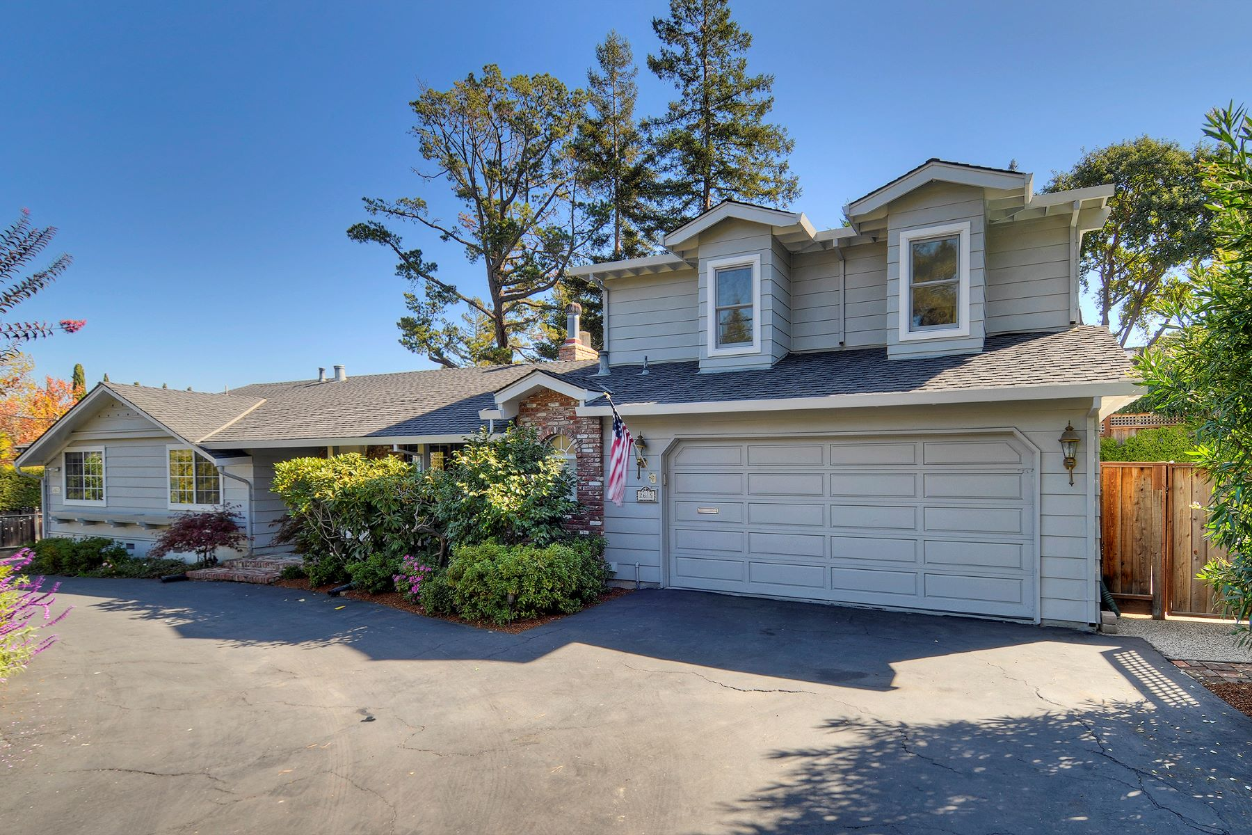 Single Family Home for Active at Traditional Timeless San Carlos Home 2615 Graceland Avenue San Carlos, California 94070 United States