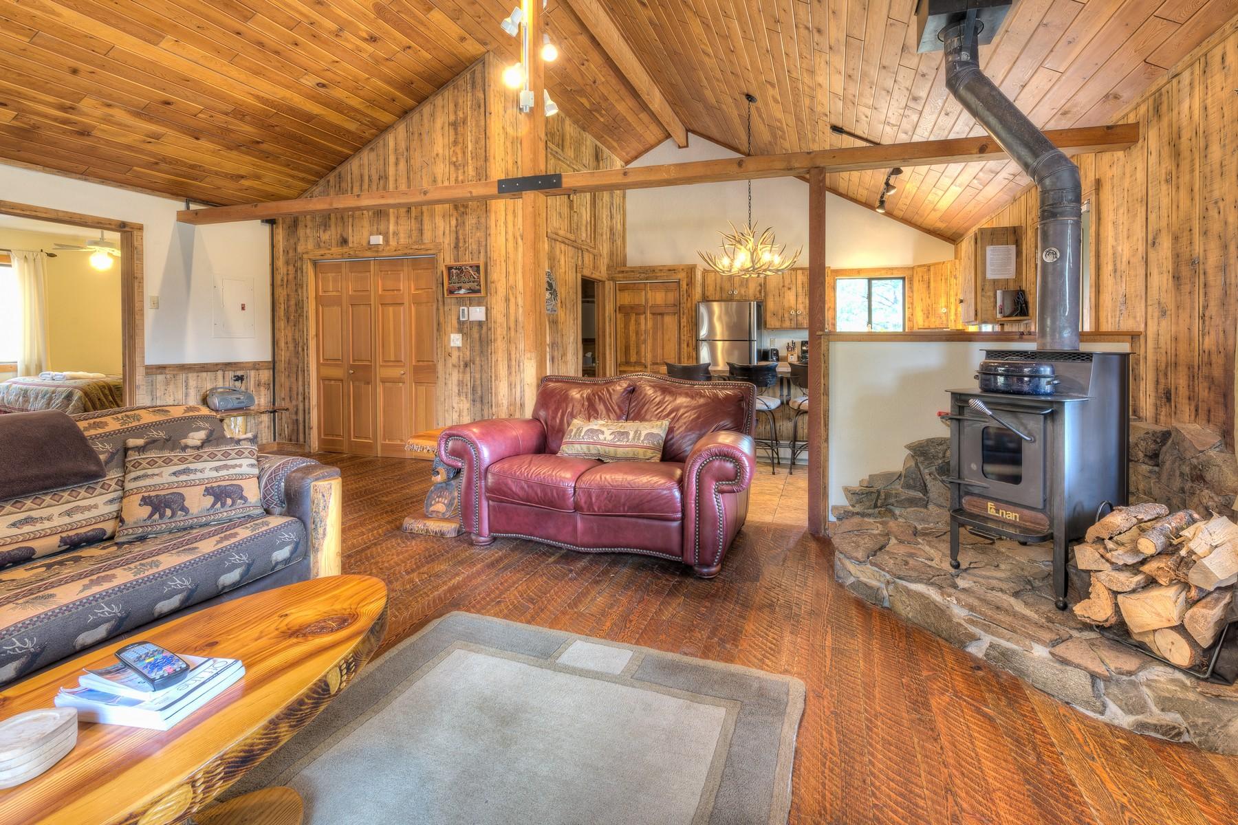 Single Family Homes por un Venta en 626 Alvista Loop Hamilton, Montana 59840 Estados Unidos