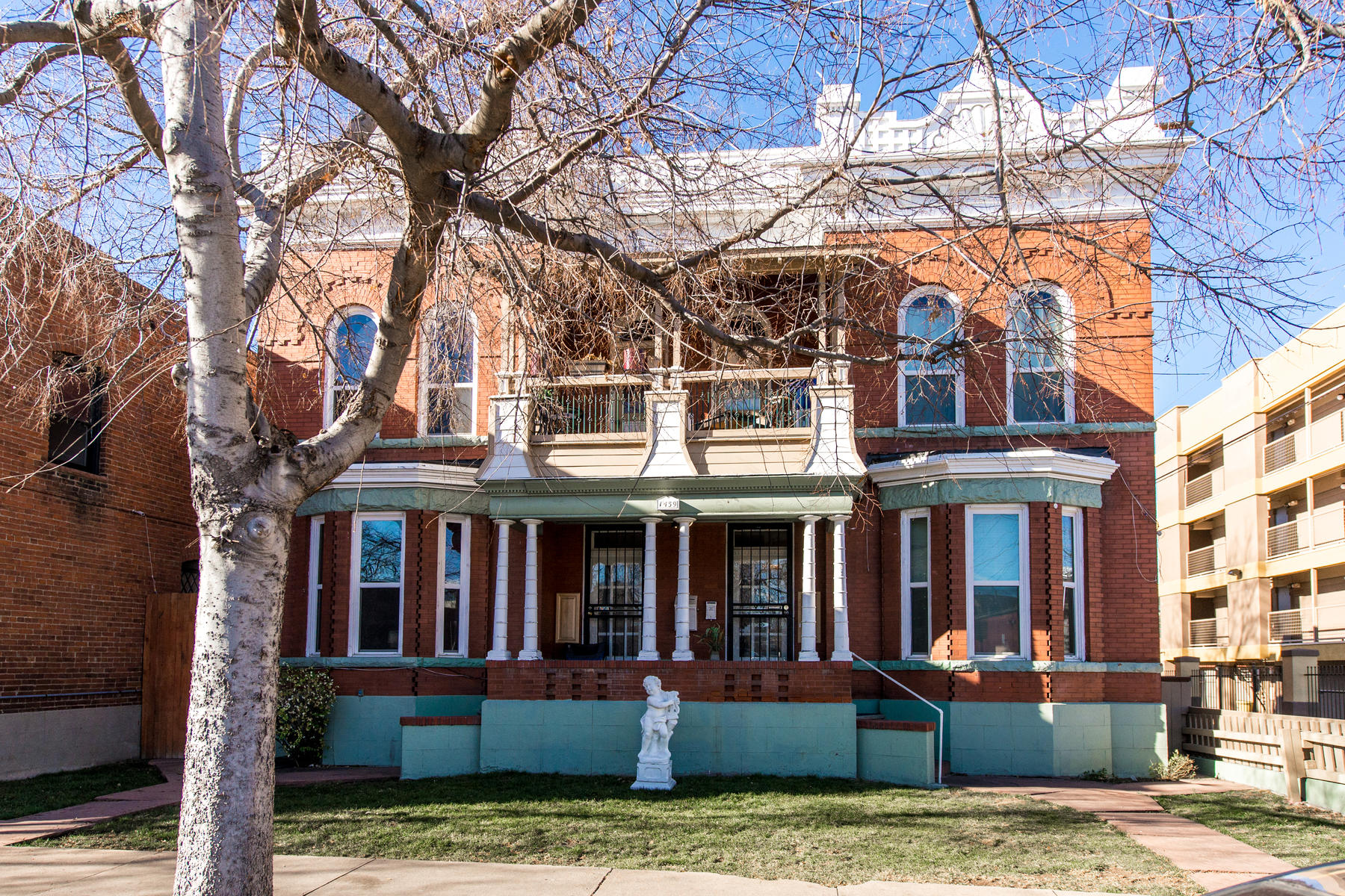 Multi-Family Home for Active at Great opportunity to own an incredible rental in the heart of Capitol Hill 1457 Ogden Street Denver, Colorado 80218 United States