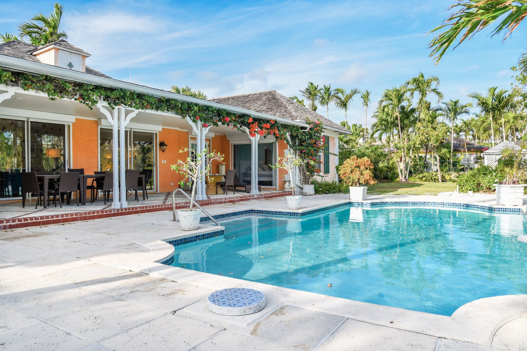 "Einfamilienhaus für Verkauf beim ""La Folie"", Lyford Cay Lyford Cay, New Providence/Nassau, Bahamas"