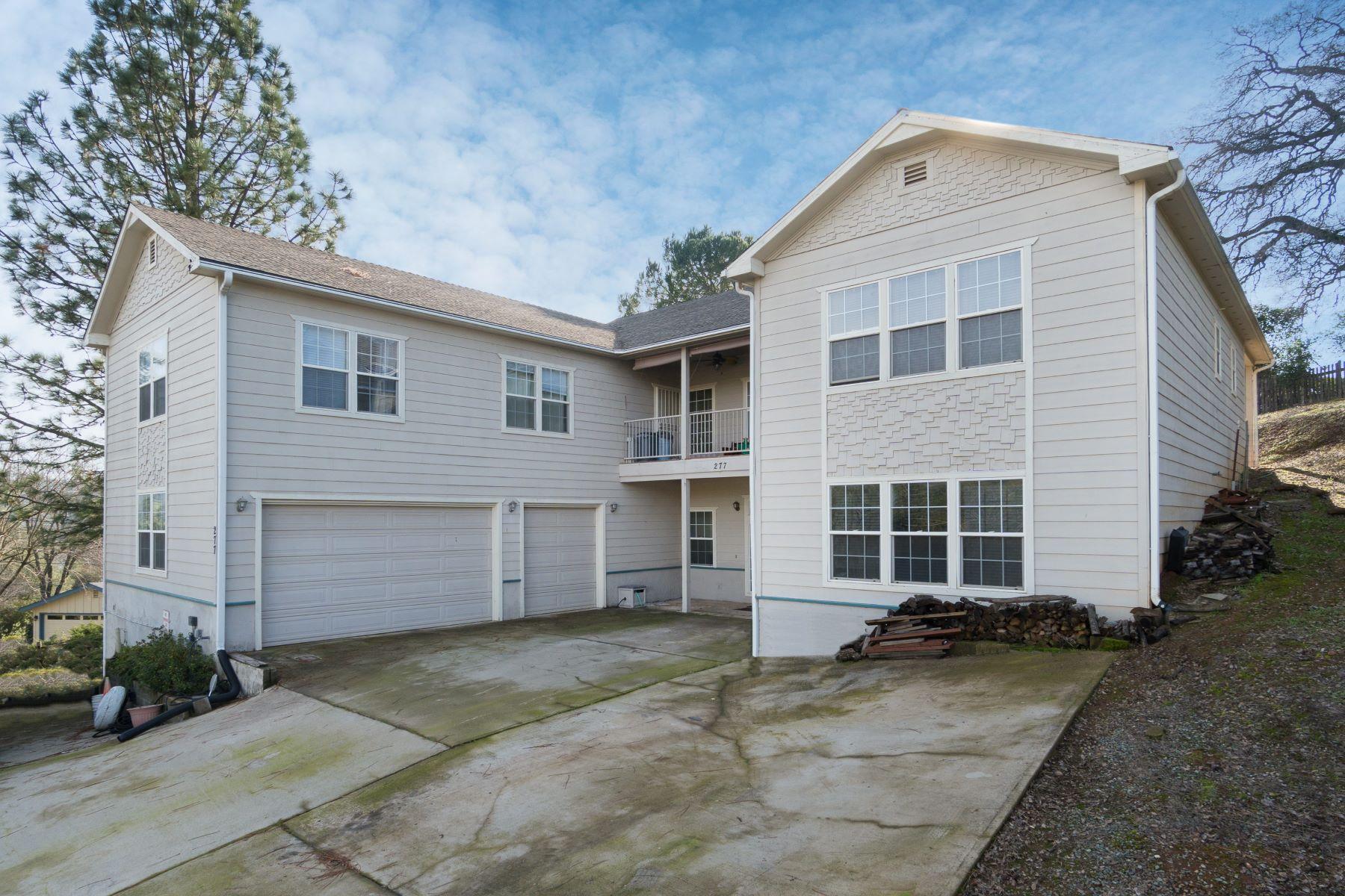 一戸建て のために 売買 アット Large Home with great views over the surrounding hills 277 Columbia Way Sutter Creek, カリフォルニア 95685 アメリカ合衆国
