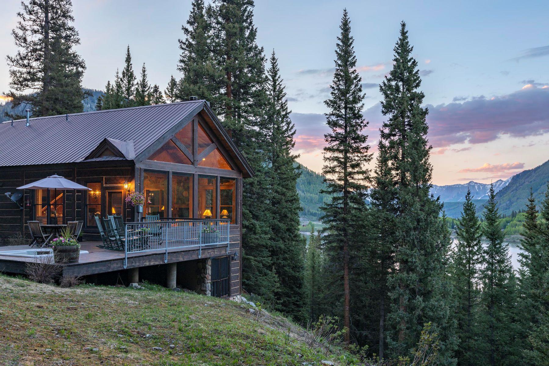 Single Family Homes 為 出售 在 Ophir, 科羅拉多州 81426 美國