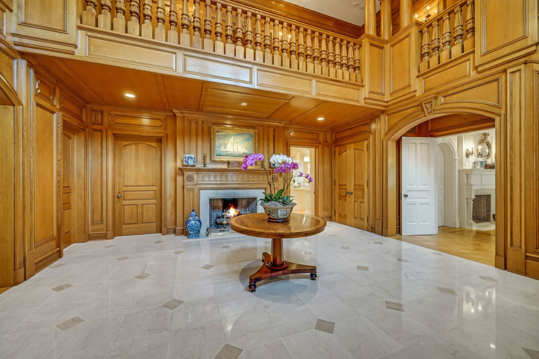 Additional photo for property listing at Spring Lake Masterpiece 212 Brighton Ave, 斯普林莱克, 新泽西州 07762 美国