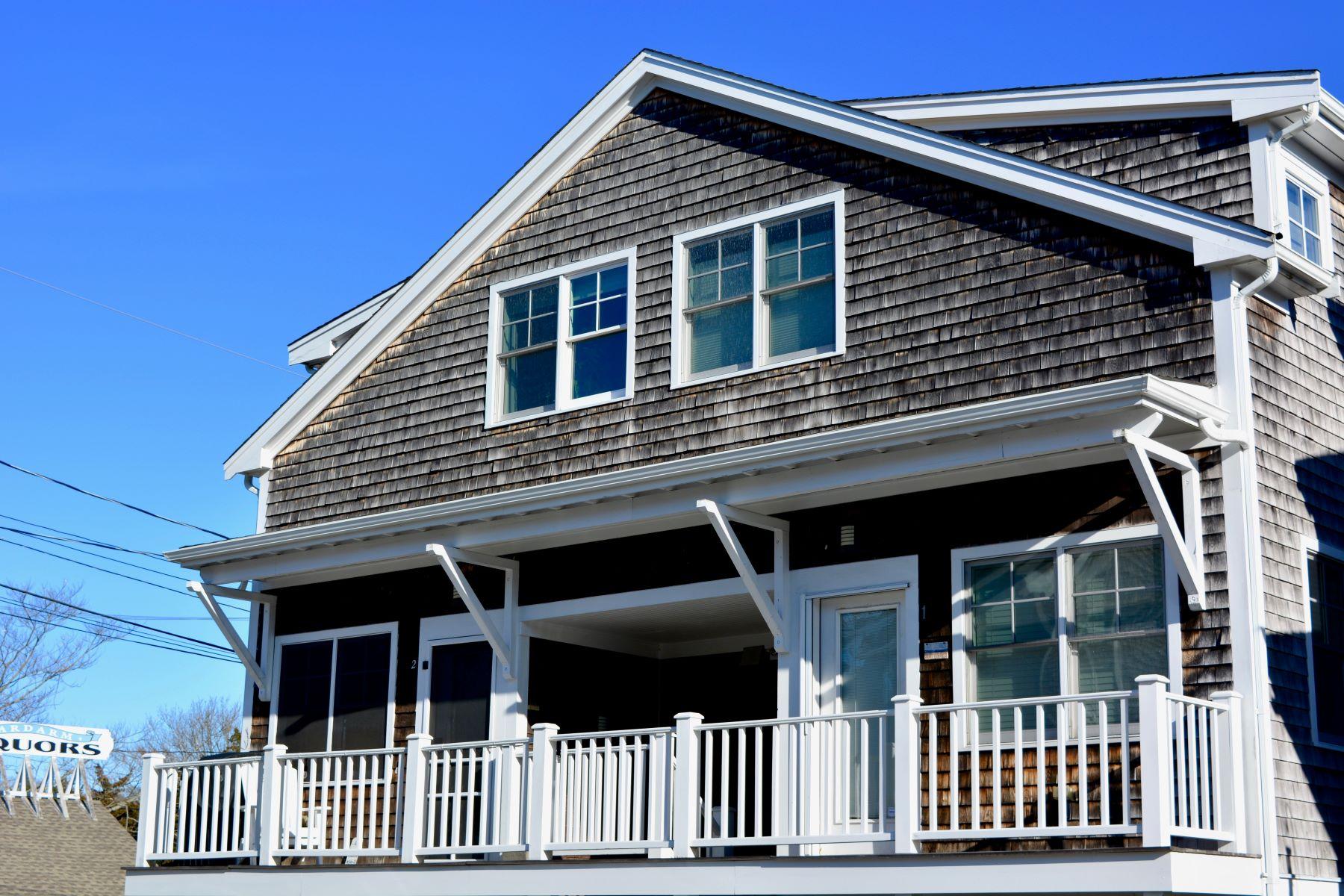 Nhà chung cư vì Bán tại Contemporary 1 bedroom 36 Conwell Street, Unit 2, Provincetown, Massachusetts, 02657 Hoa Kỳ