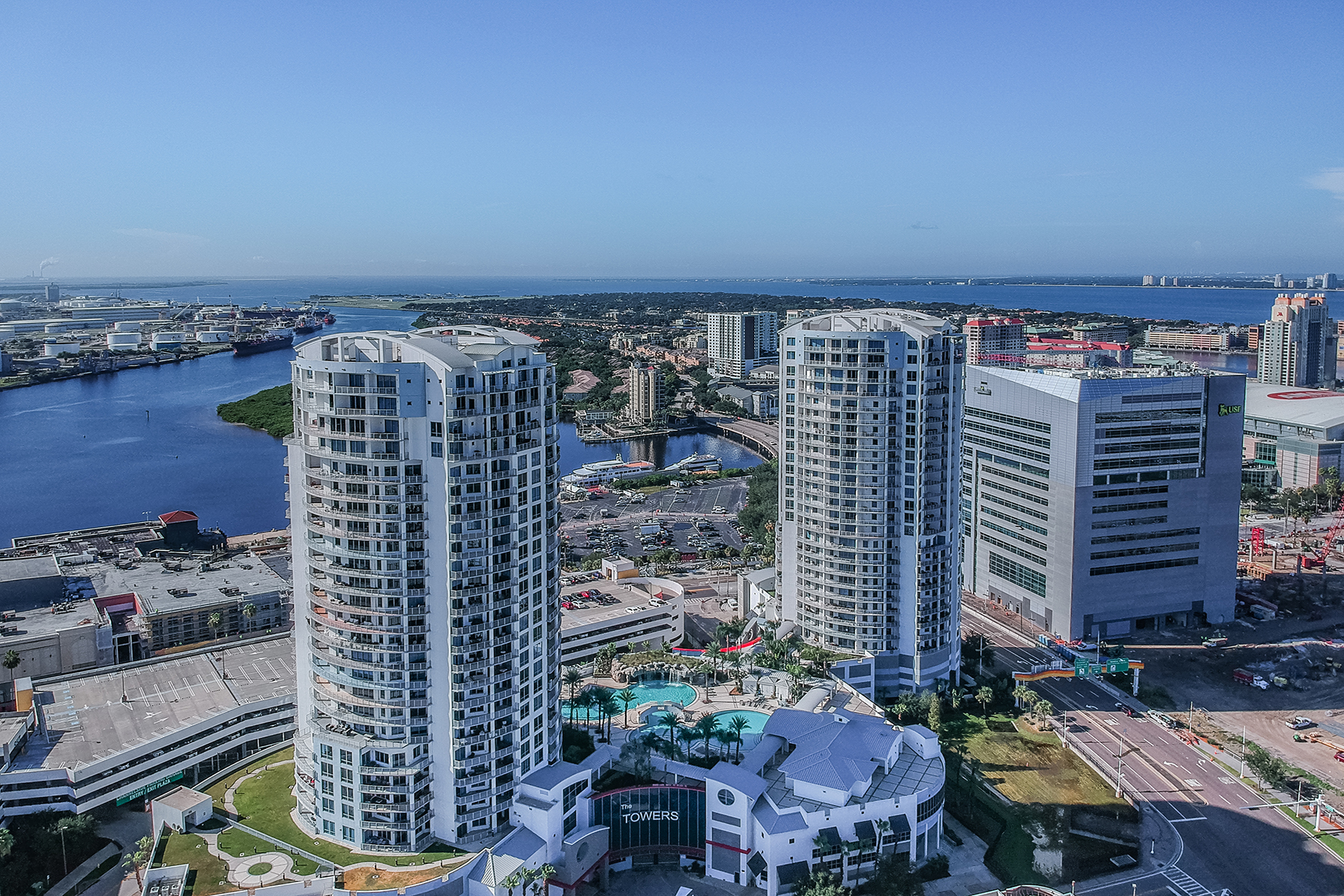 Condominiums for Sale at CHANNELSIDE 449 S 12th St , 1502, Tampa, Florida 33602 United States