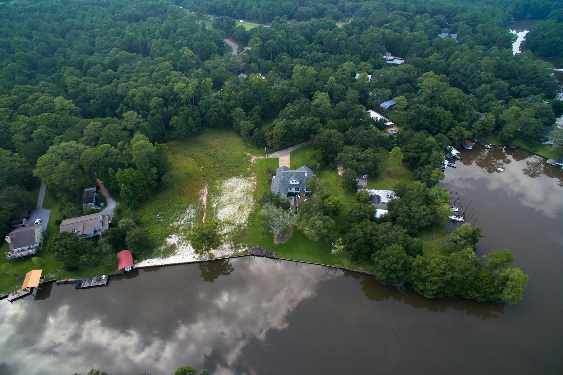 Terreno por un Venta en Fish River 0 River Drive Fairhope, Alabama 36532 Estados Unidos