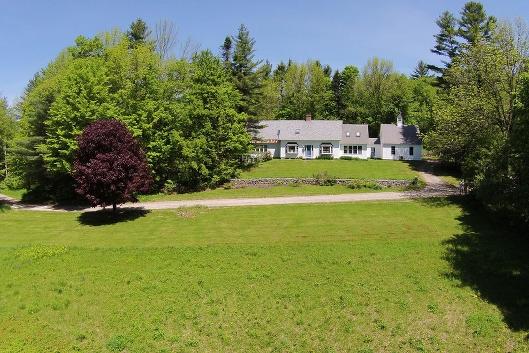 Single Family Home for Sale at 49 Old County Road, Landgrove 49 Old County Rd Landgrove, Vermont 05148 United States