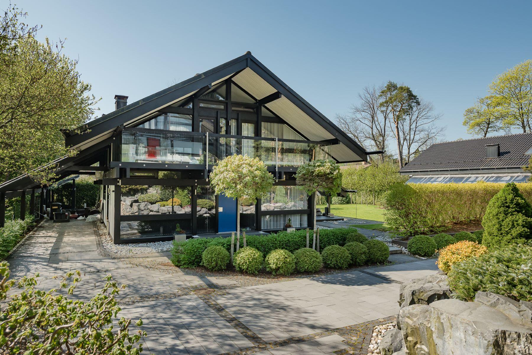 Maison unifamiliale pour l à vendre à Modern and functional house by the sea Jurmala, Rigas County, Lettonie