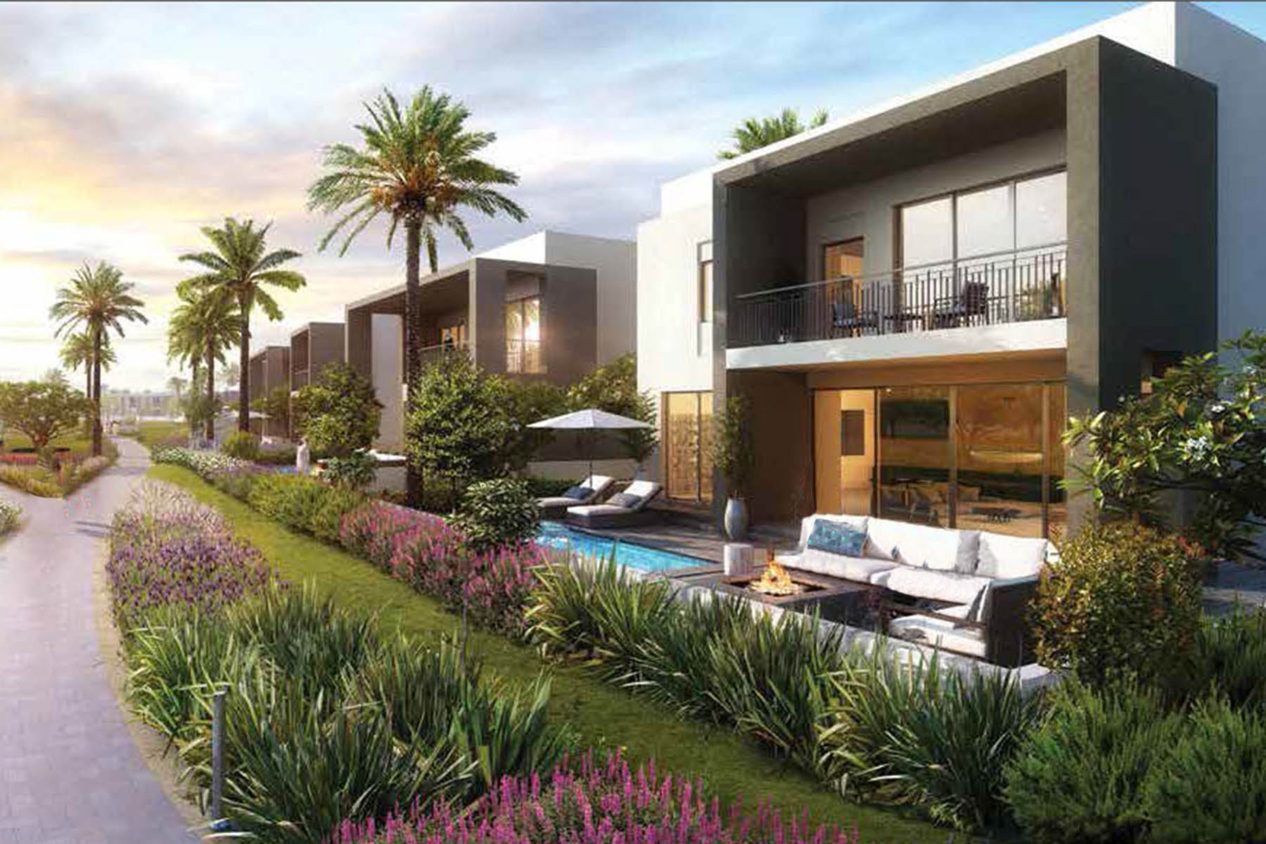 Single Family Home for Sale at 5 Bedroom Sidra 1 Independent Large Plot Dubai Hills Estate Sidra Villas, Dubai, 00000 United Arab Emirates