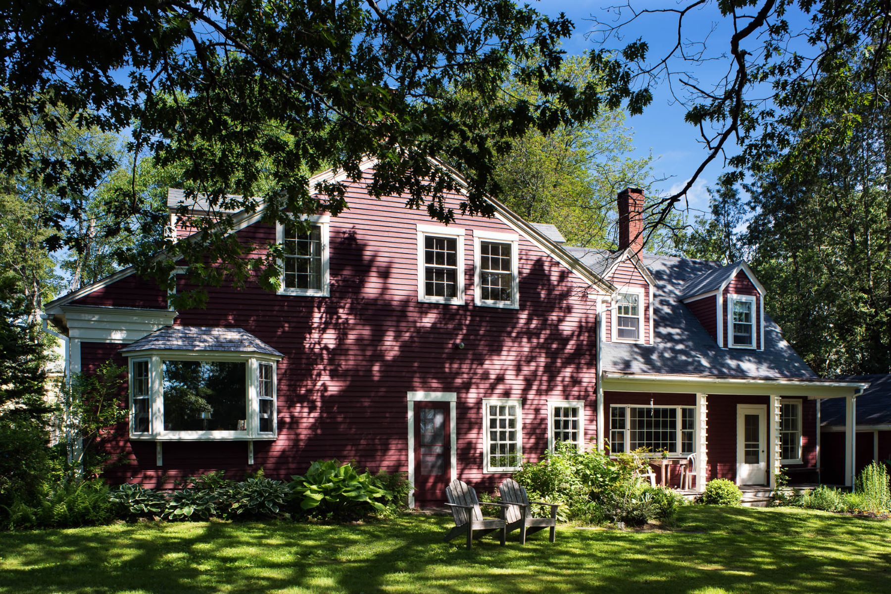 Single Family Home for Sale at 67 Glidden Street Newcastle, Maine 04553 United States