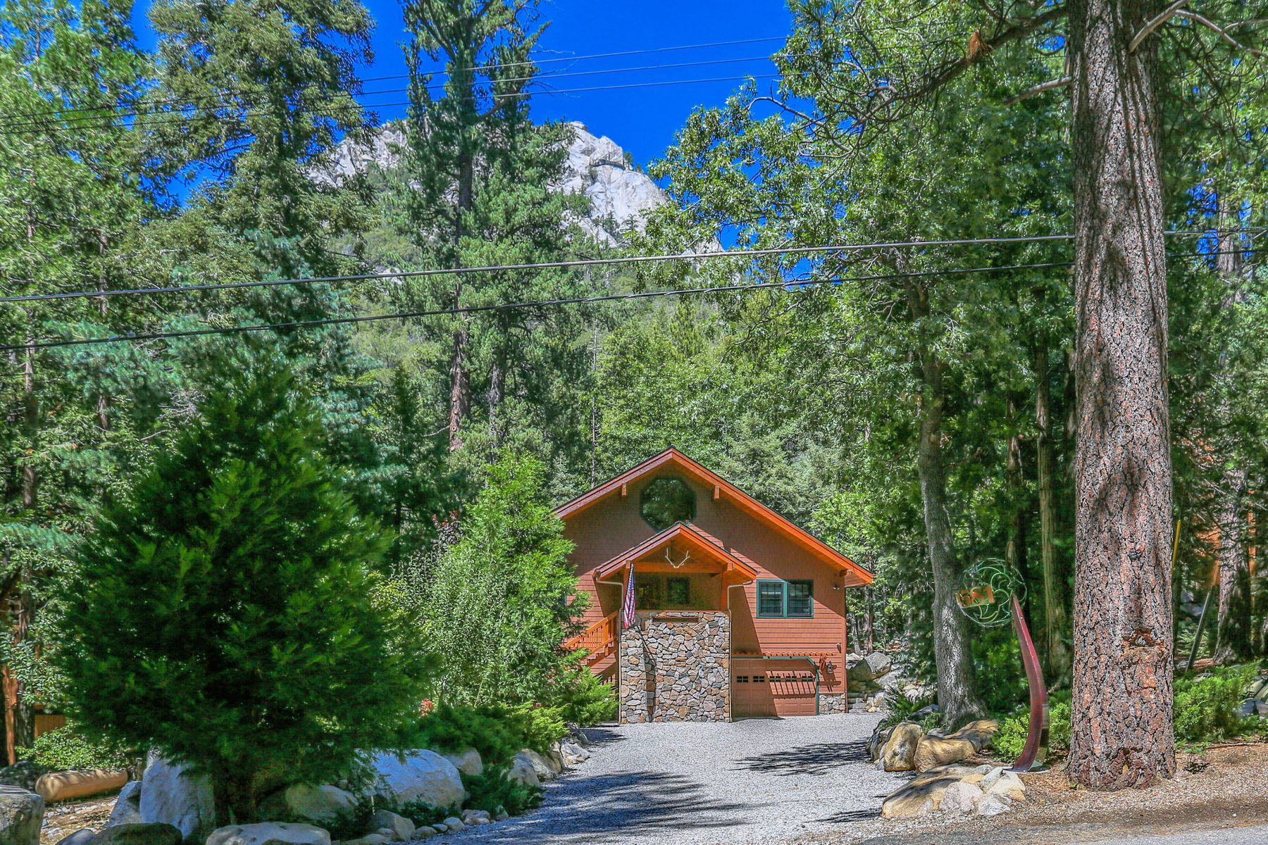 Single Family Homes for Sale at 24581 Fern Valley Road Idyllwild, California 92549 United States
