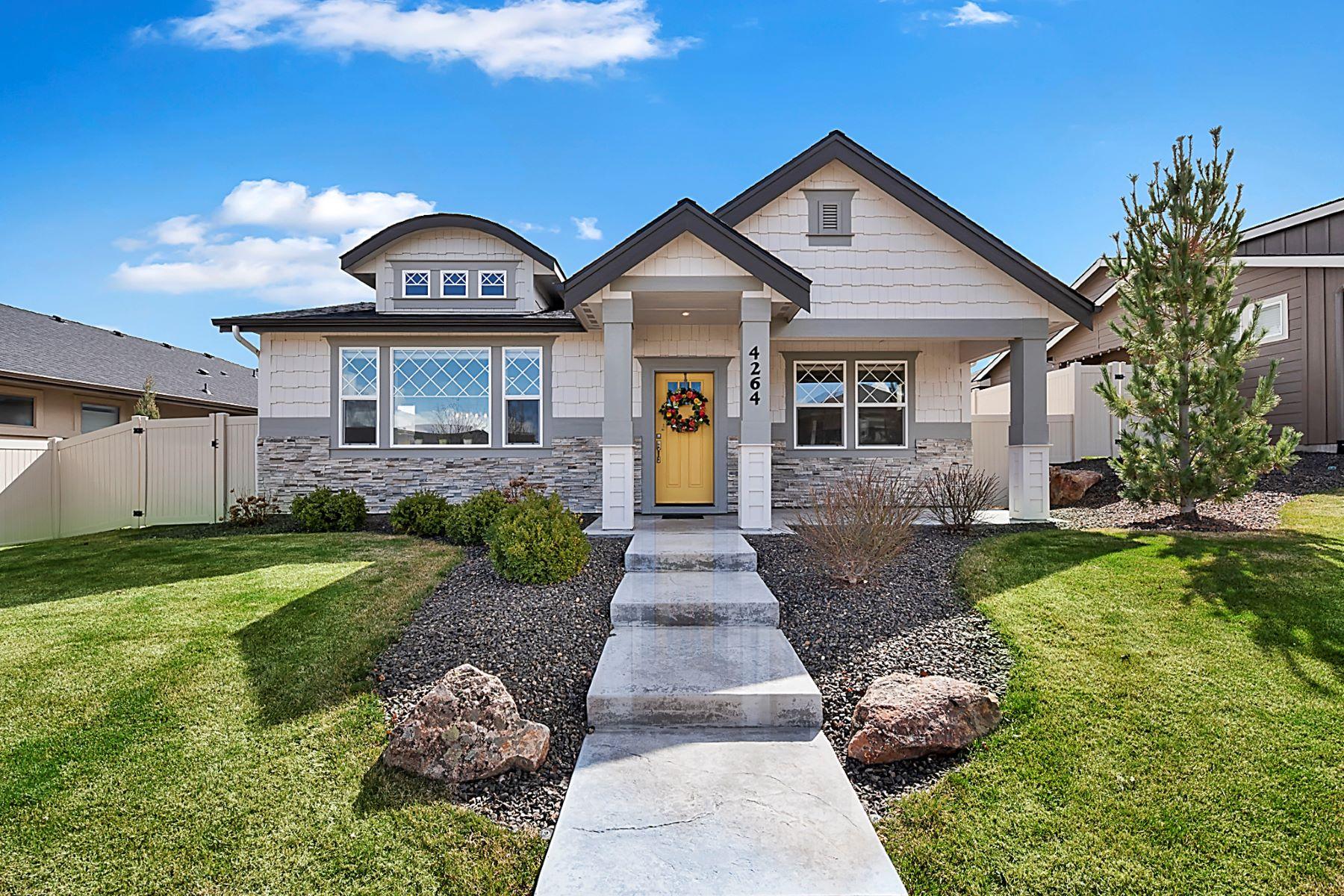 Single Family Homes für Verkauf beim Meridian, Idaho 83642 Vereinigte Staaten