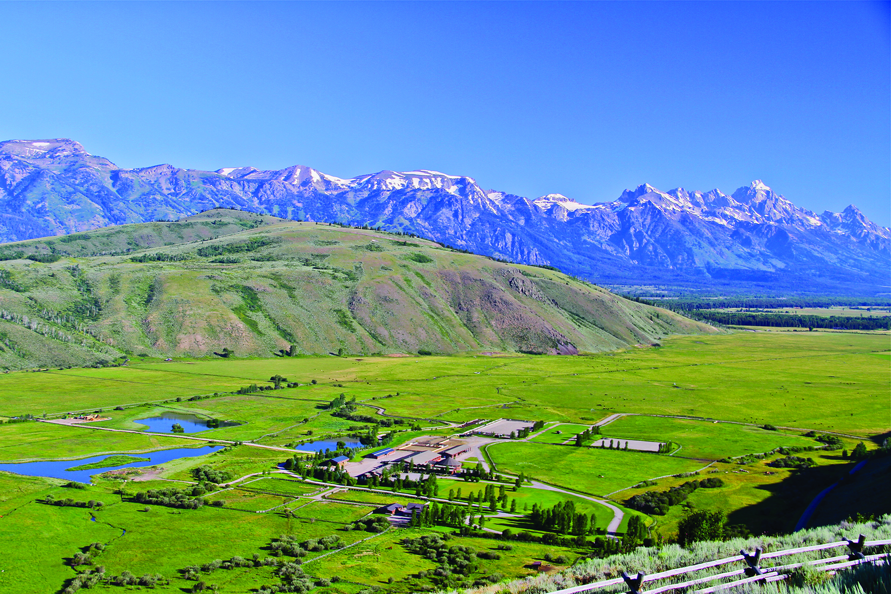 Farm / Ranch / Plantation for Sale at A Jewel Unlike Any Other 2925 N Spring Gulch RD. Jackson, Wyoming 83001 United States
