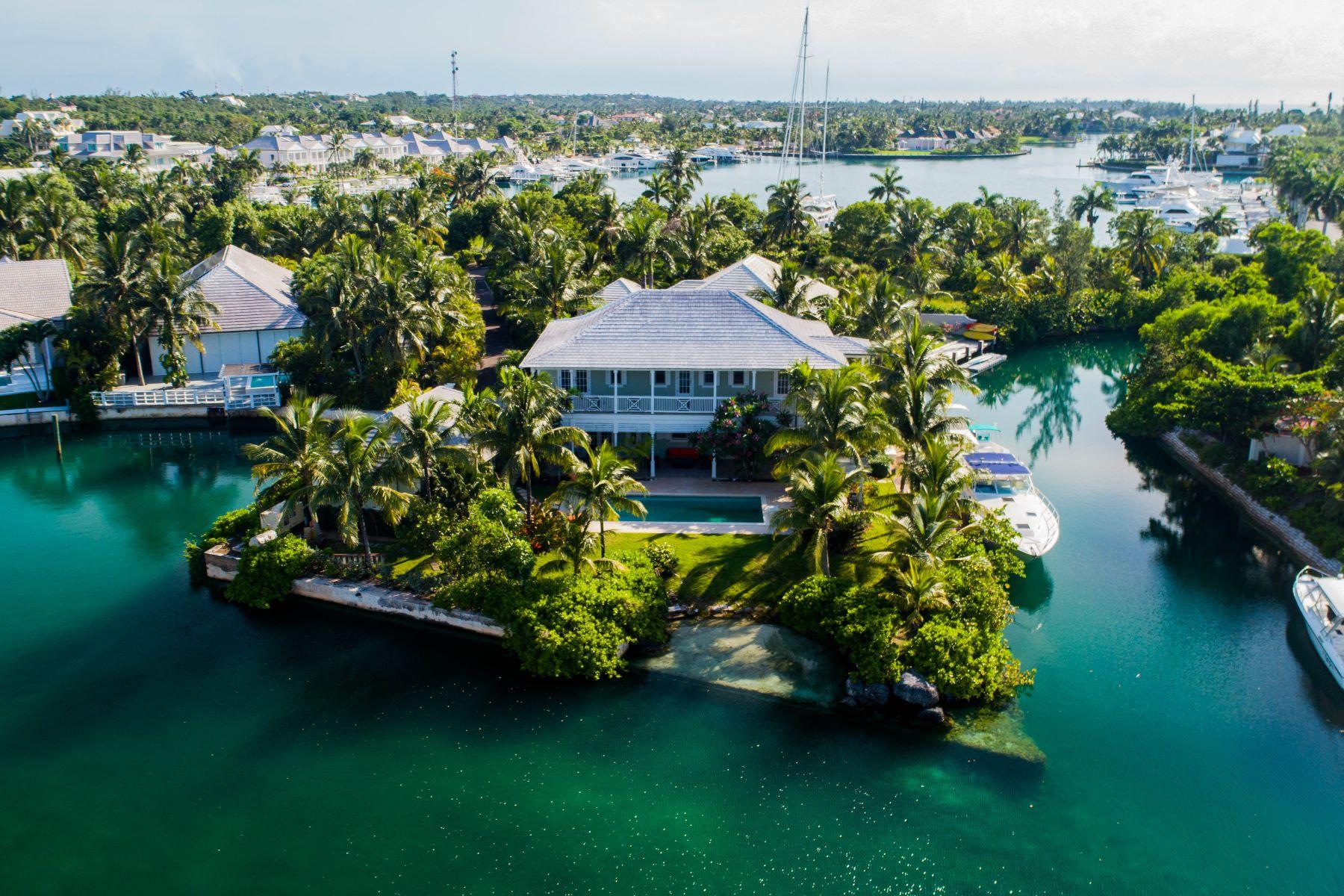 独户住宅 为 销售 在 Islands at Old Fort 旧福特湾, 新普罗维登斯/拿骚 巴哈马