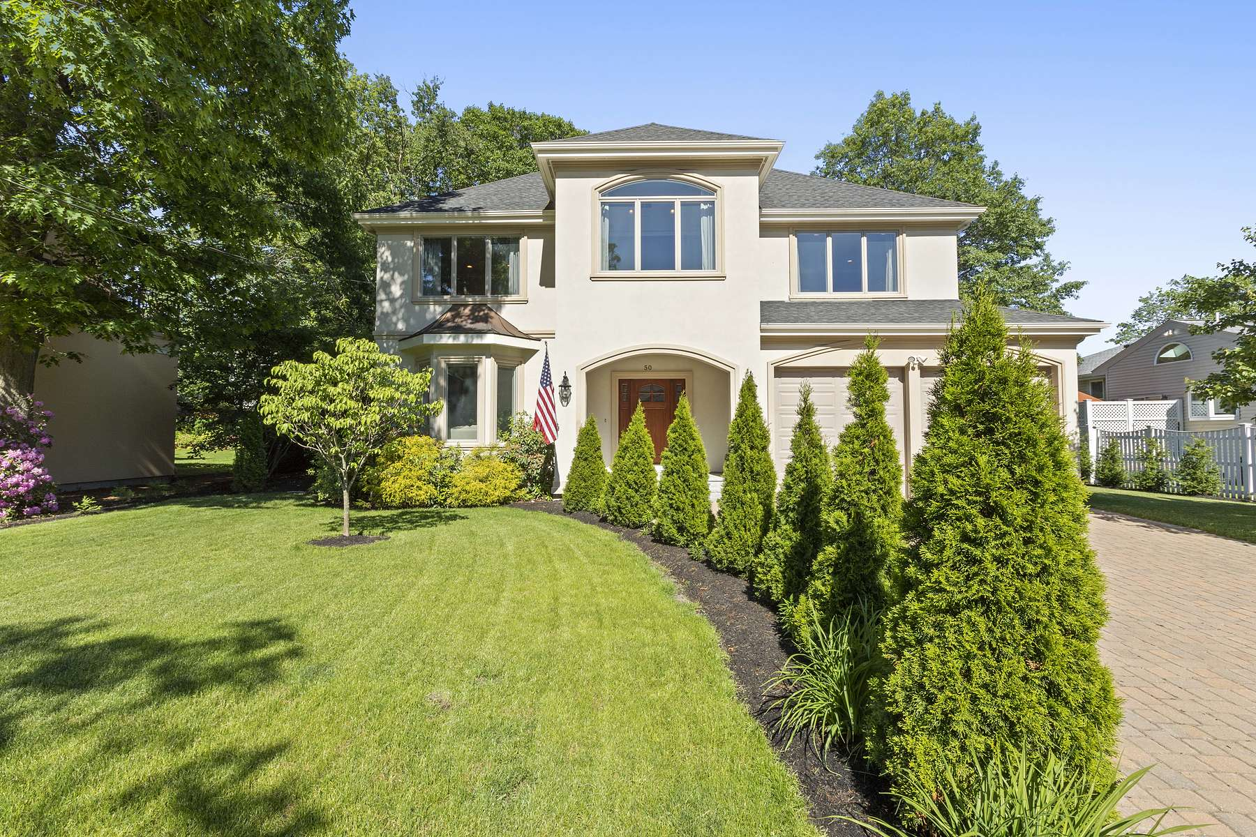 Single Family Homes for Active at Newton Home That Combines Beauty, Functionality, And Grandeur 50 Redwood Road Newton, Massachusetts 02459 United States