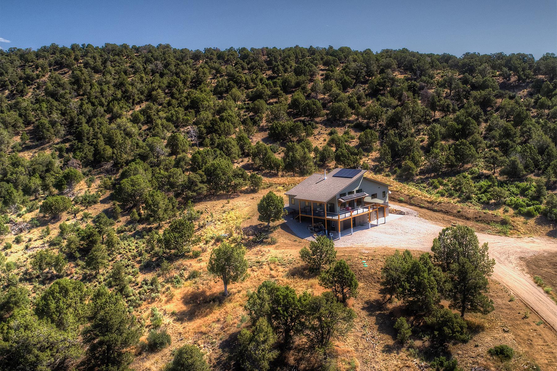 Single Family Homes 为 销售 在 463 Fox Fire Ridge Road 贝菲尔德, 科罗拉多州 81122 美国