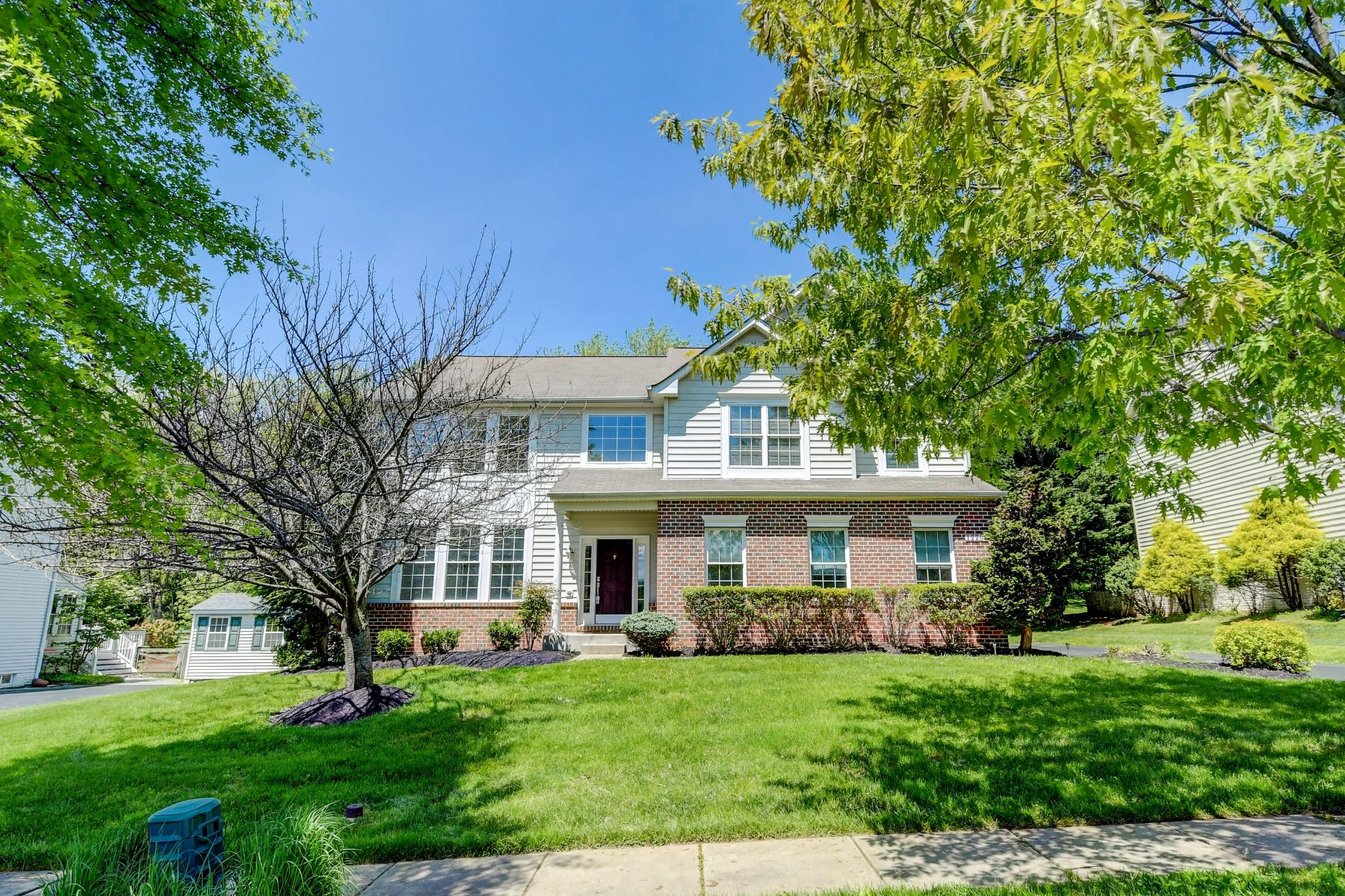 single family homes for Active at Fields of Sagamore 12208 Appaloosa Drive Reisterstown, Maryland 21136 United States