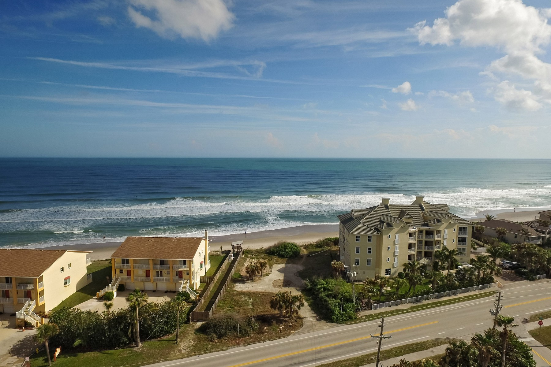 Additional photo for property listing at Oceanfront Site 3125 Highway A1A Melbourne Beach, Florida 32951 United States