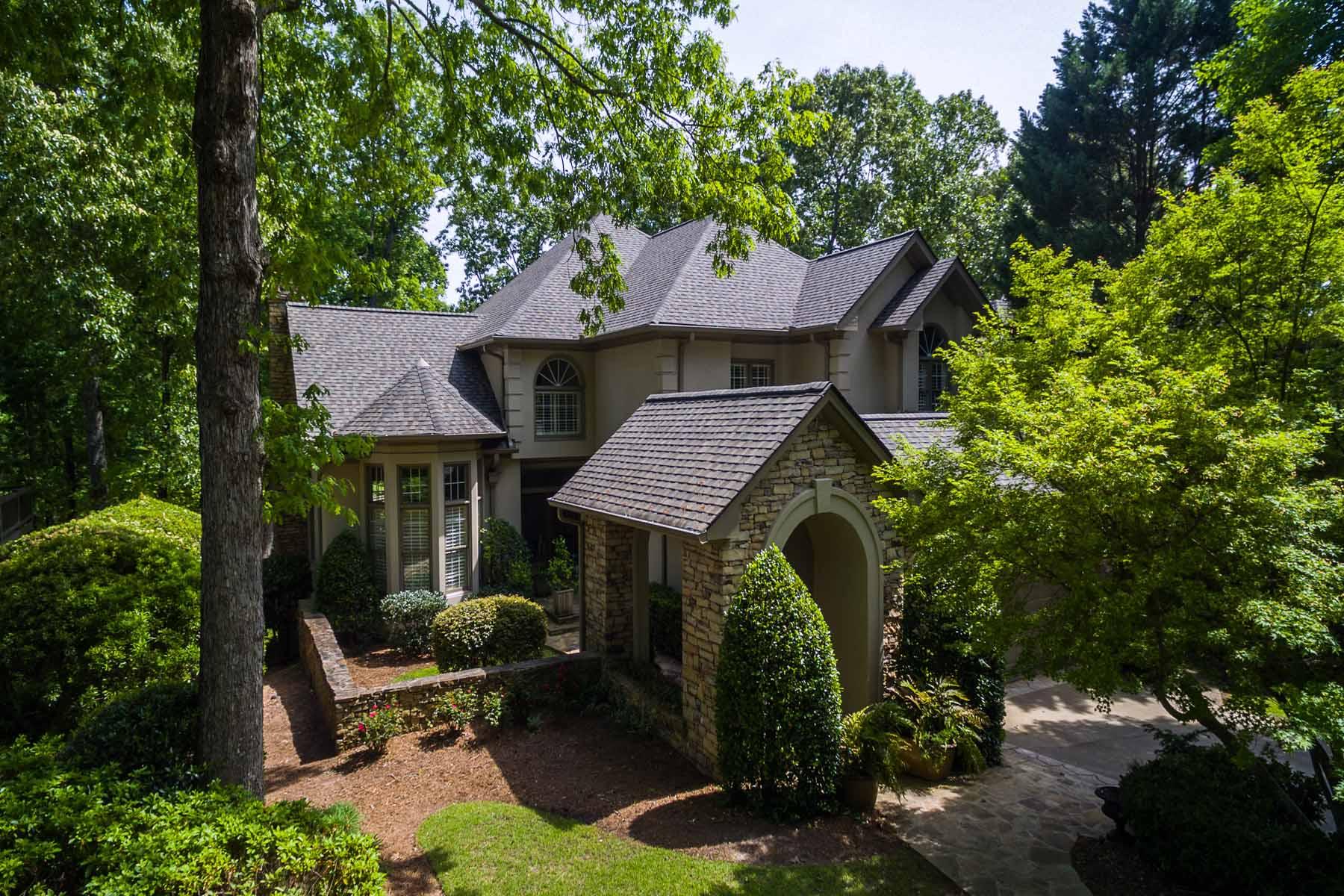 Villa per Vendita alle ore Elegant, Versatile Home 4205 Fairway Villas Drive Alpharetta, Georgia, 30022 Stati Uniti