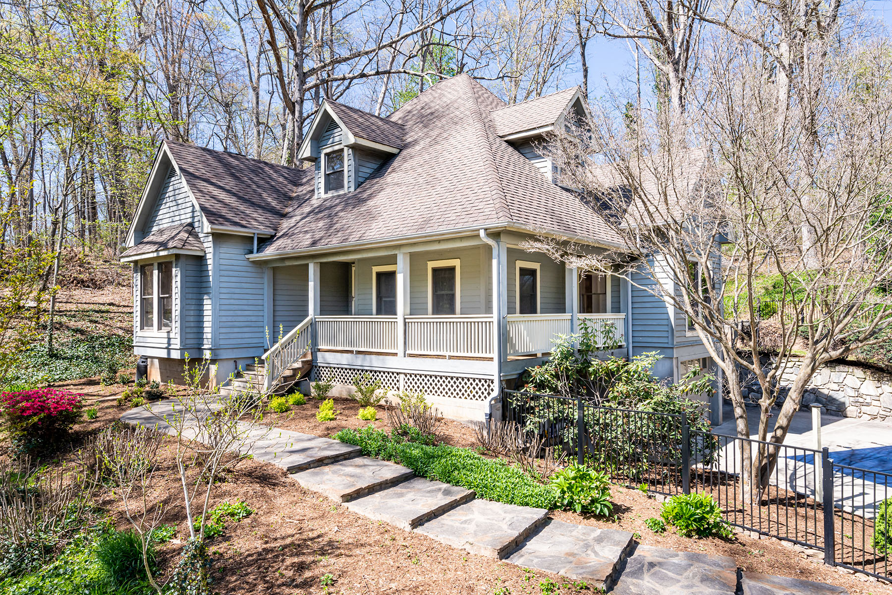Single Family Homes for Sale at CANDLER - OLD US 19/23 HWY 212 Old Us 19 23 Hwy Candler, North Carolina 28715 United States