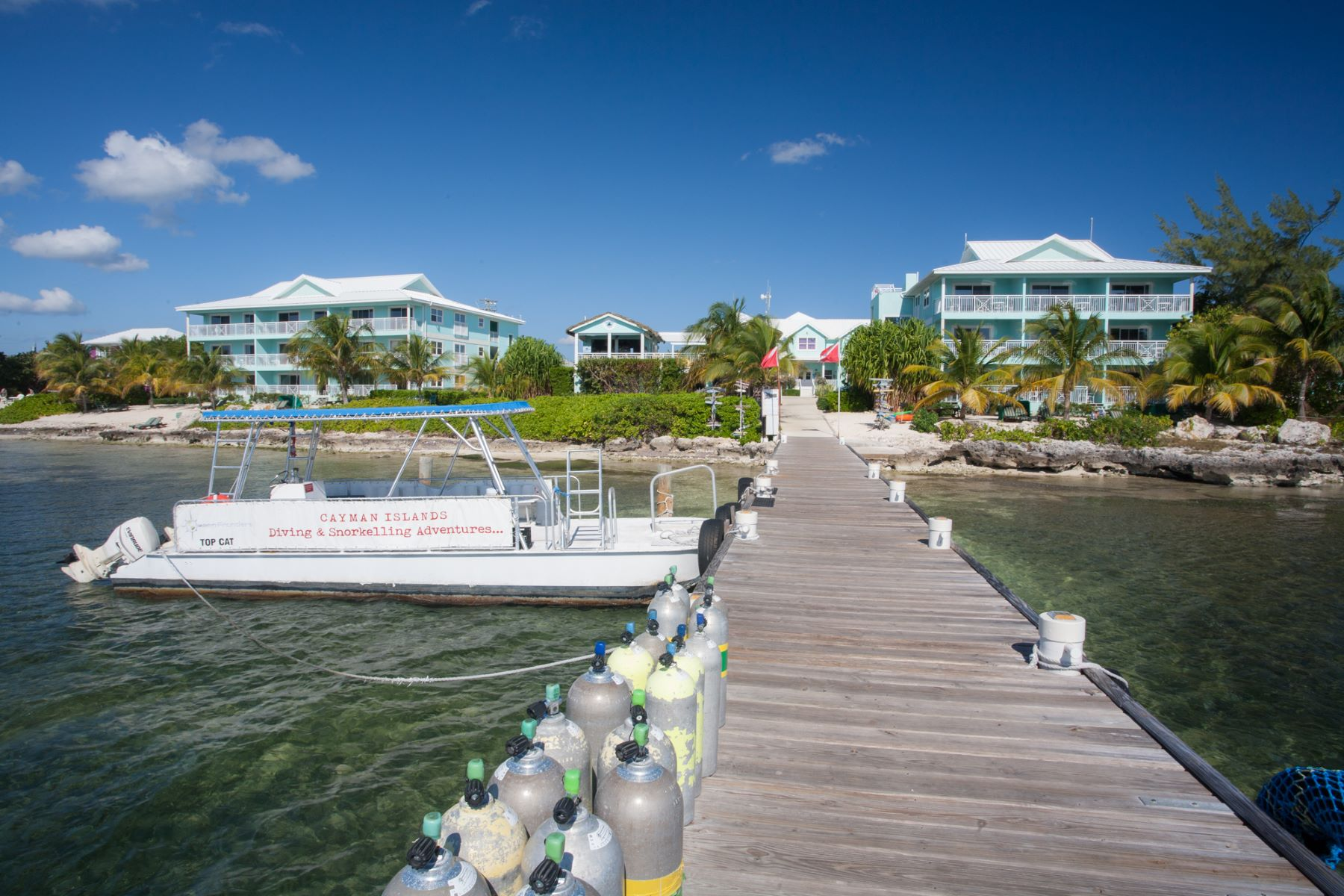 Condominium for Sale at Compass Point Dive Resort Compass Point #316 342 Austin Conolly Dr East End, KY1 Cayman Islands