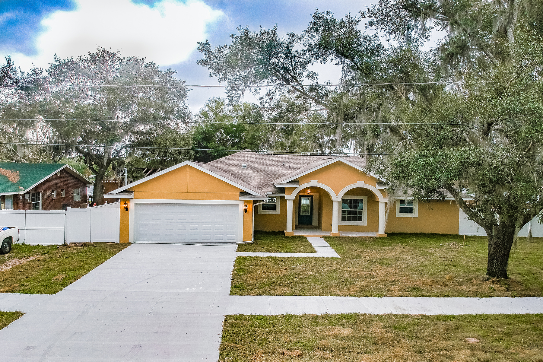 Single Family Homes for Sale at 15410 15TH 15410 N 15th St Lutz, Florida 33549 United States