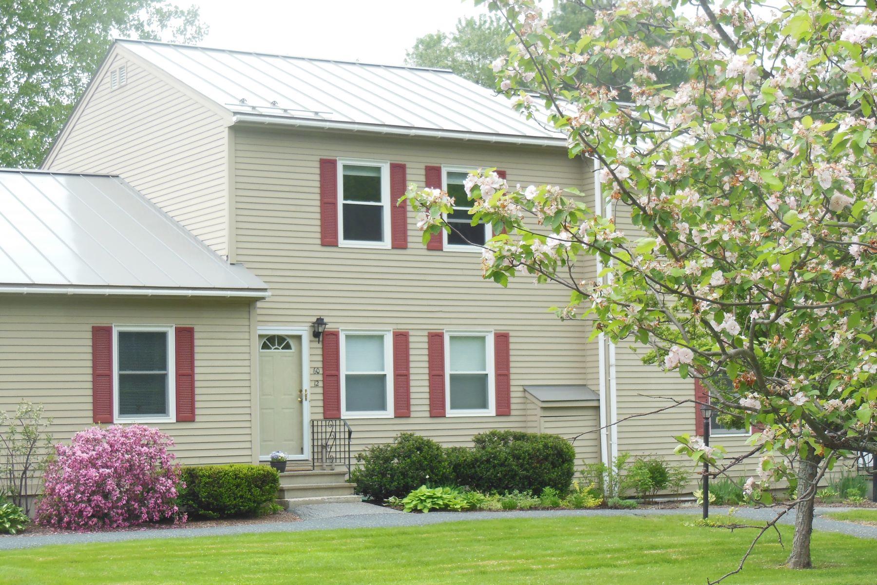 Condominium for Sale at 60 Fieldstone Way 12D, Hartford 60 Fieldstone Way 12D Hartford, Vermont 05001 United States